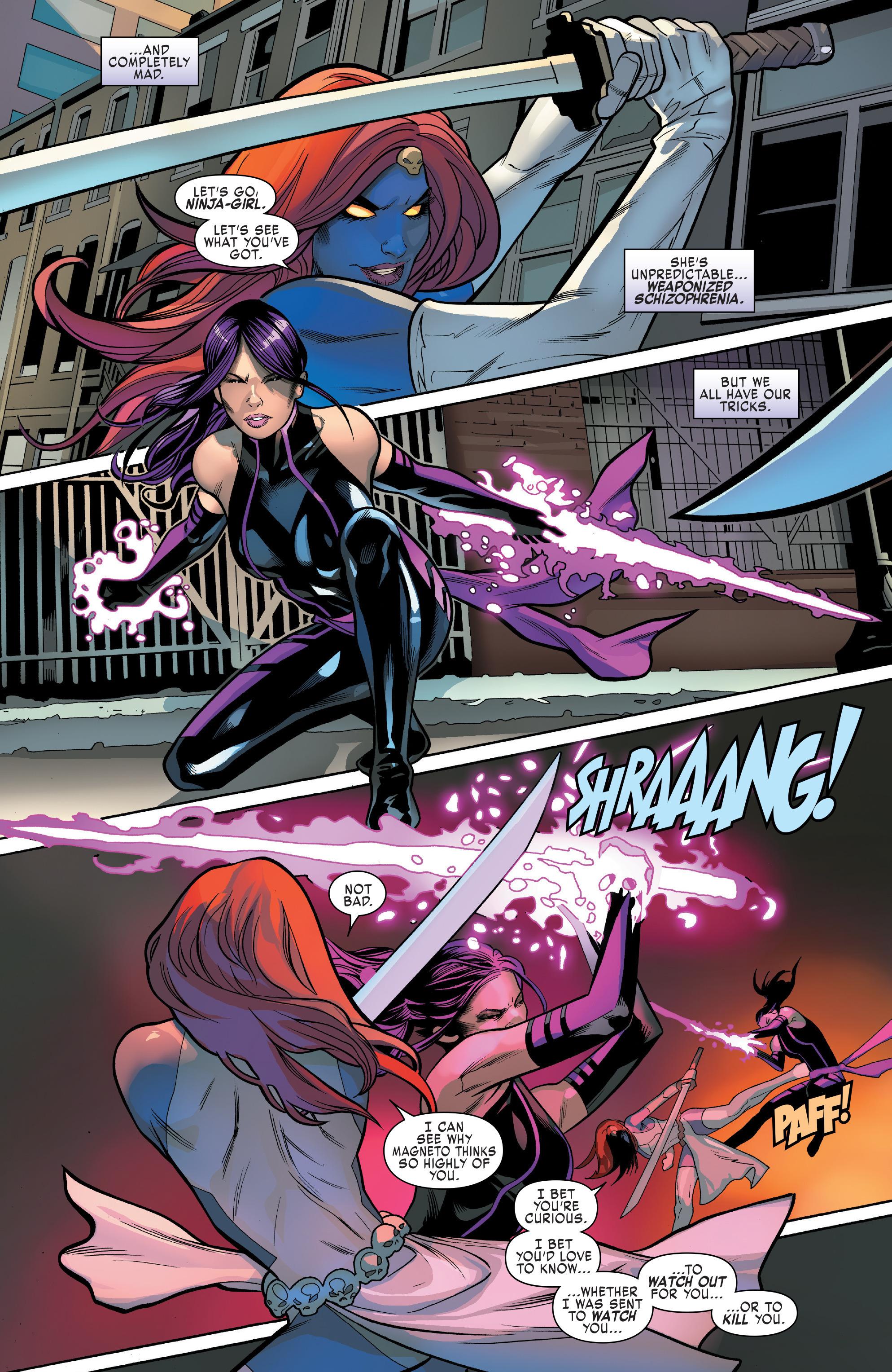 Read online Uncanny X-Men (2016) comic -  Issue #15 - 14