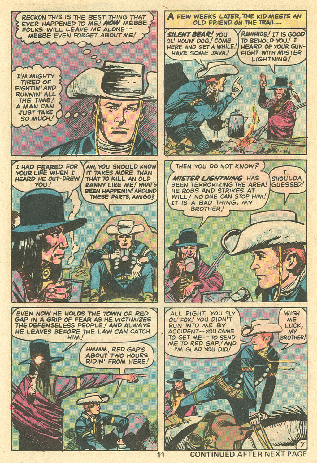The Rawhide Kid (1955) issue 141 - Page 13