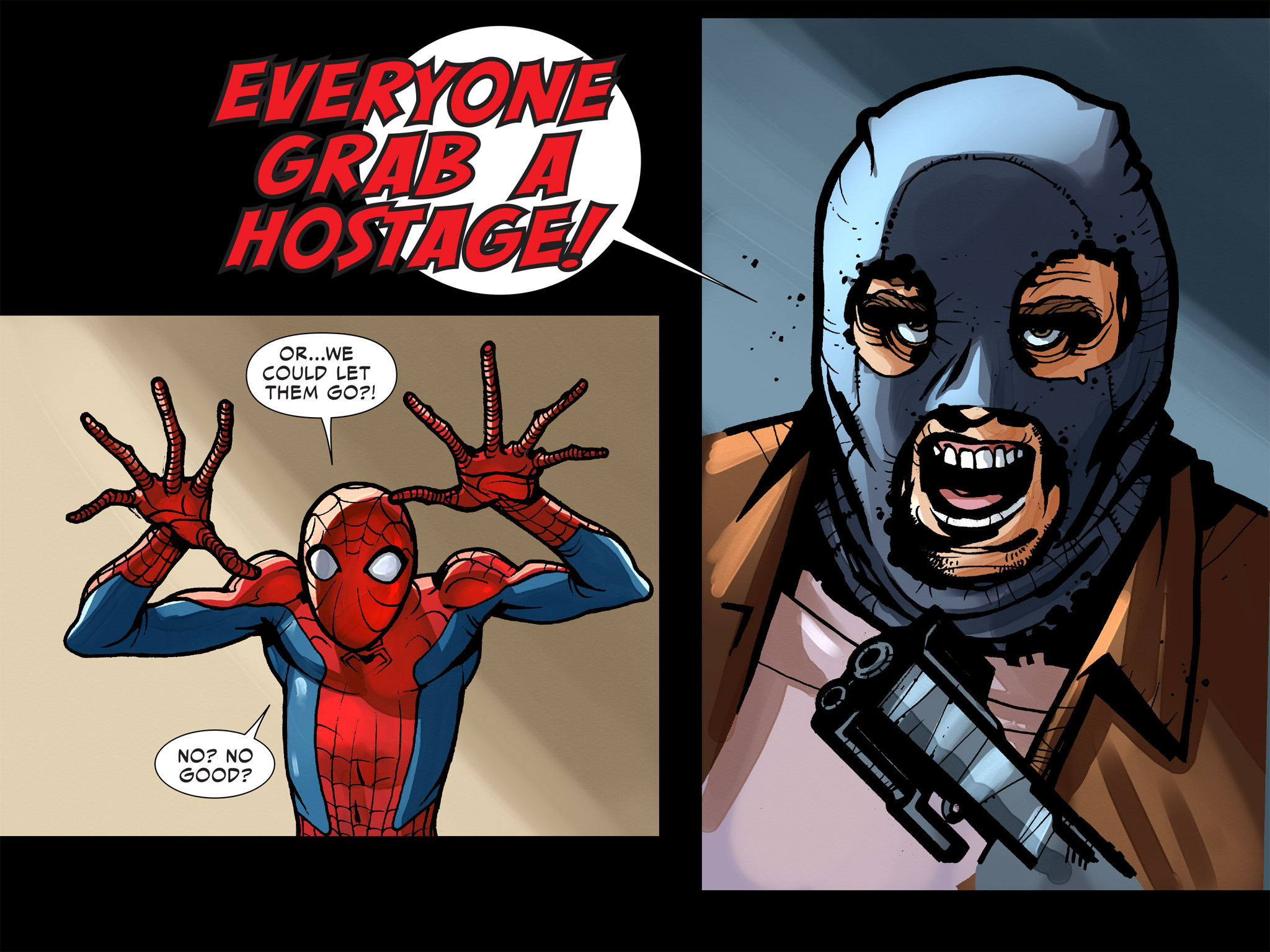 Read online Amazing Spider-Man: Who Am I? comic -  Issue # Full (Part 1) - 29