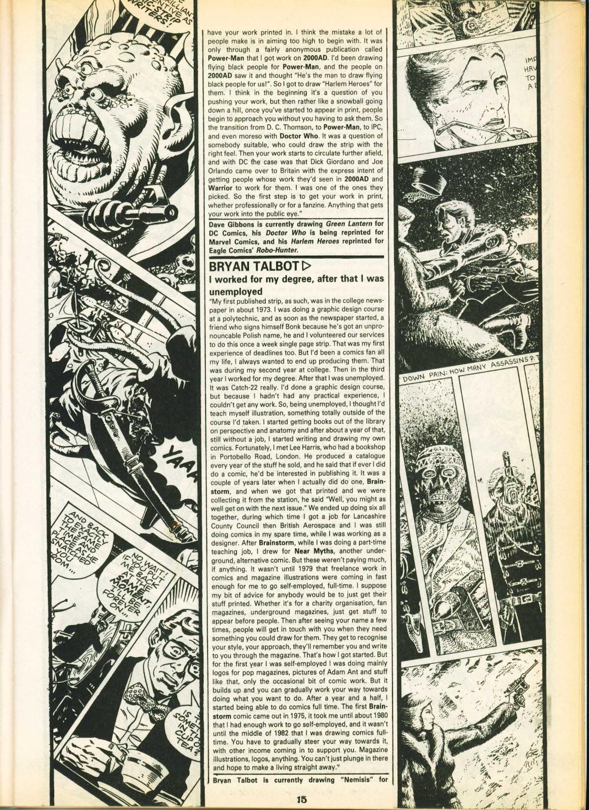 Warrior Issue #20 #21 - English 15