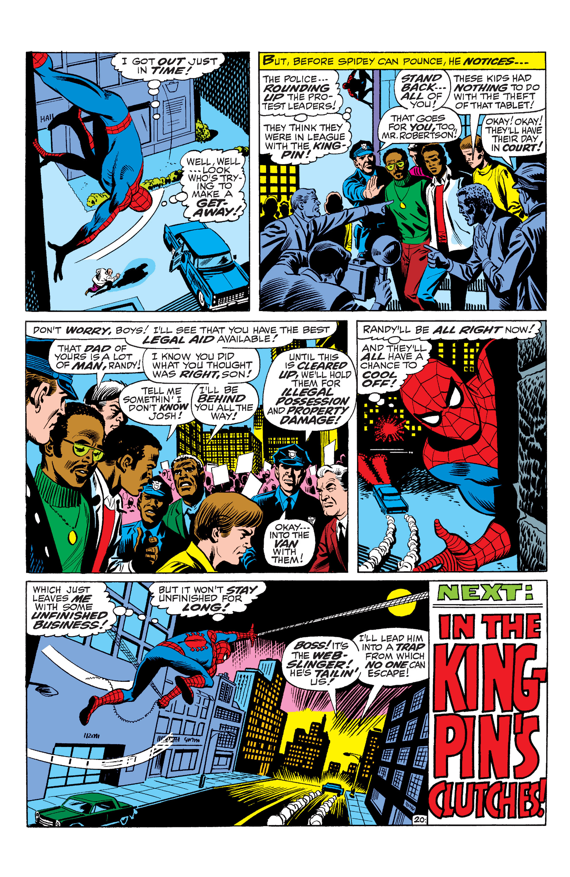 The Amazing Spider-Man (1963) 68 Page 20