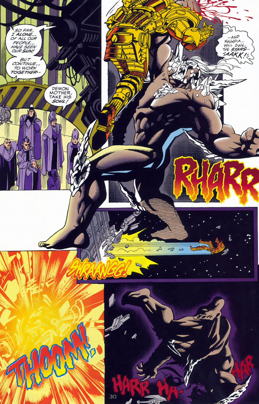 Read online Doomsday Annual comic -  Issue # Full - 32