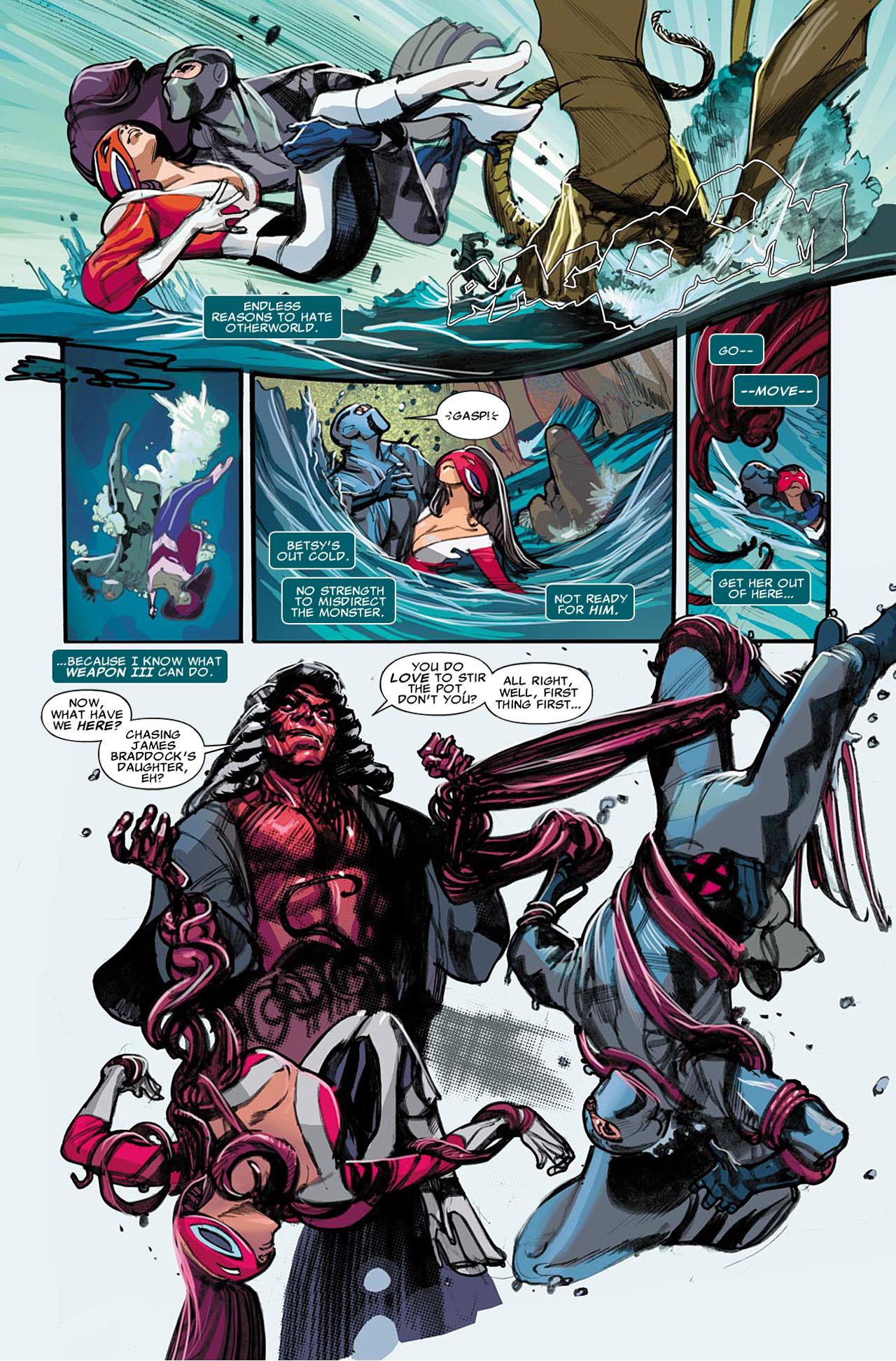 Uncanny X-Force (2010) #22 #24 - English 13