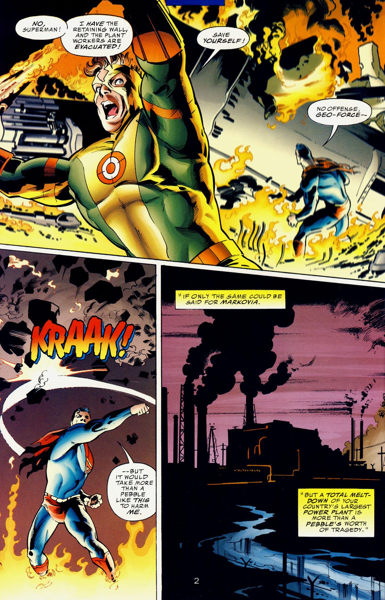 Action Comics (1938) 751 Page 3