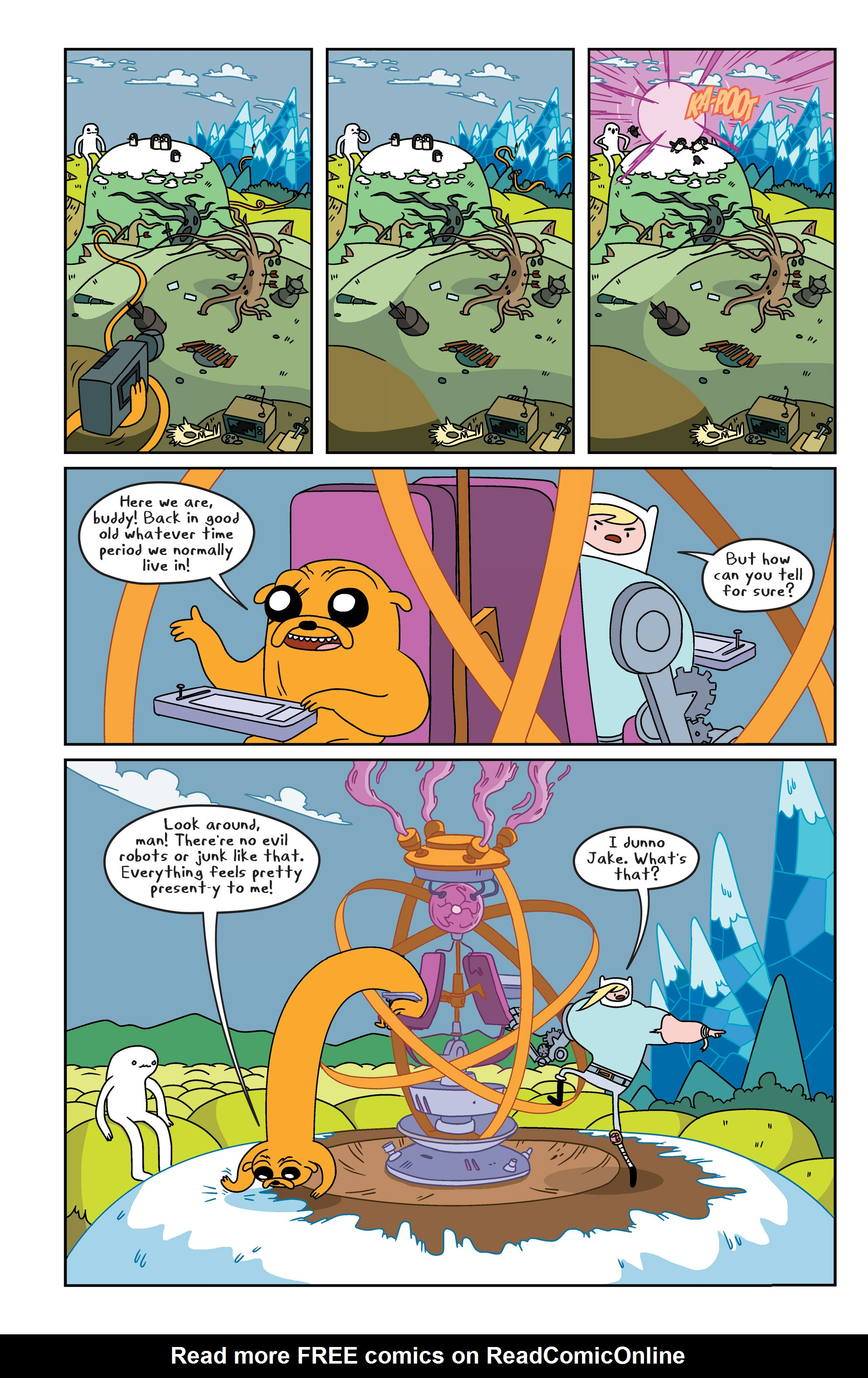 Read online Adventure Time comic -  Issue #Adventure Time _TPB 2 - 78