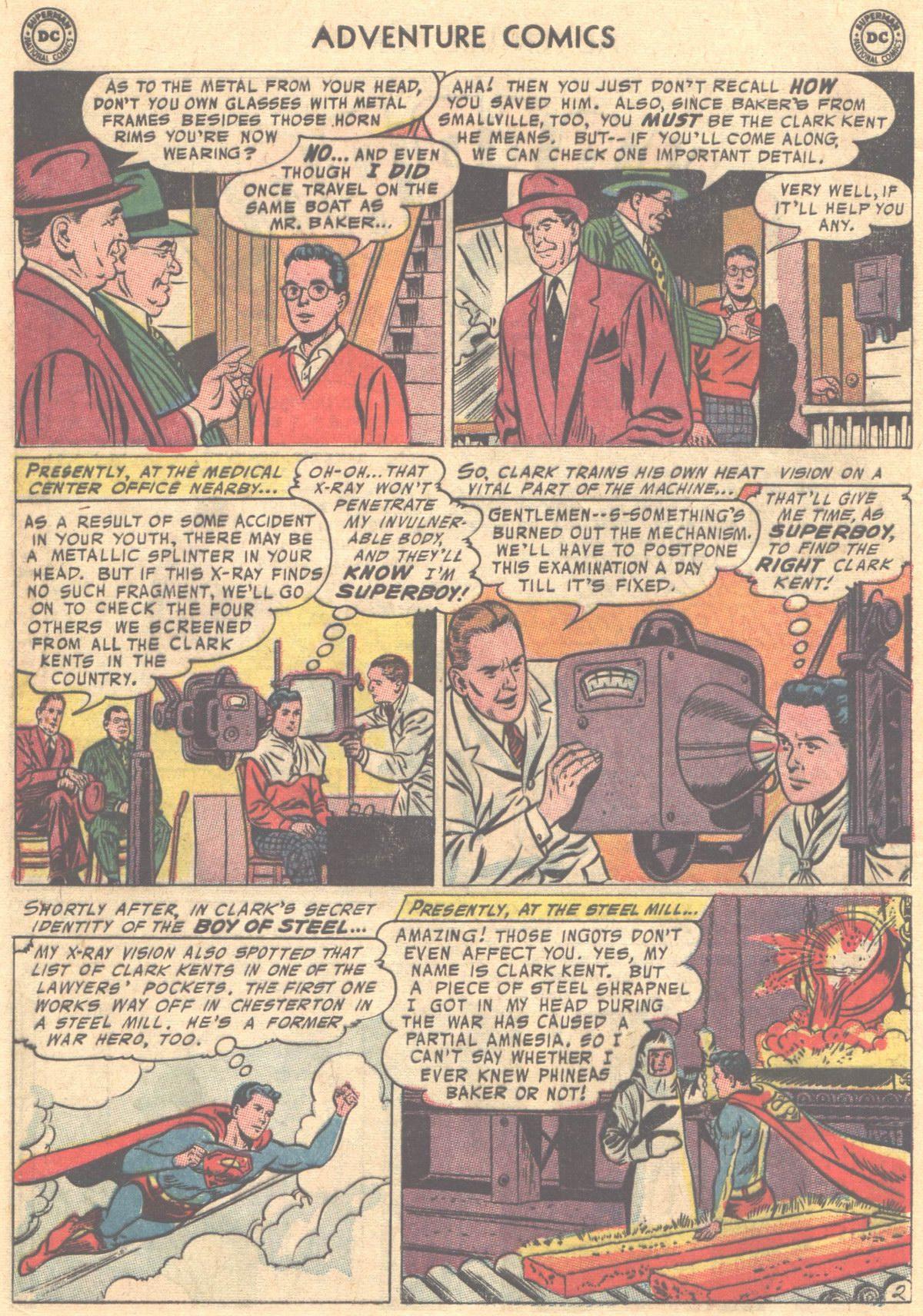 Read online Adventure Comics (1938) comic -  Issue #336 - 25