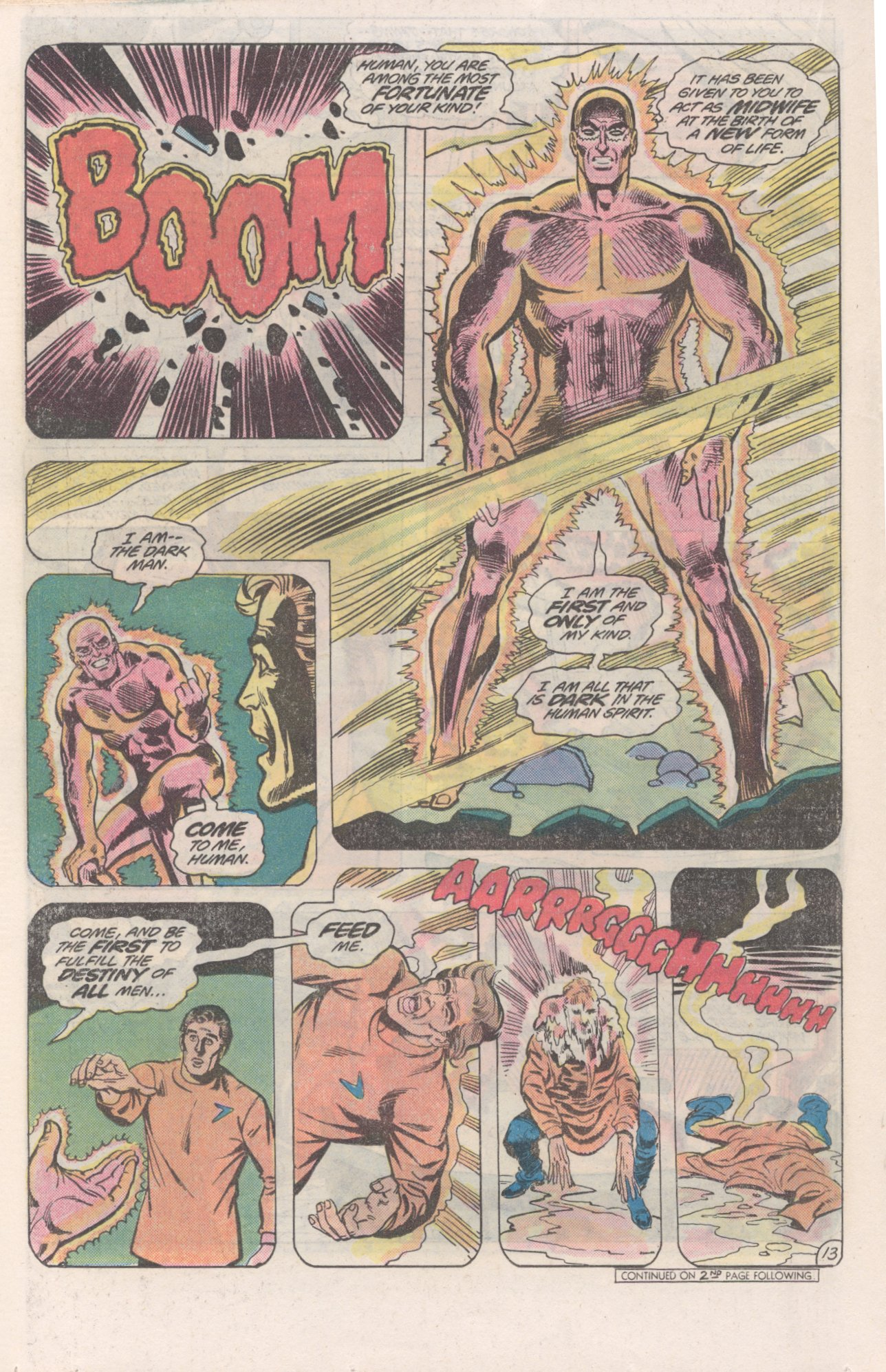 Legion of Super-Heroes (1980) 271 Page 13