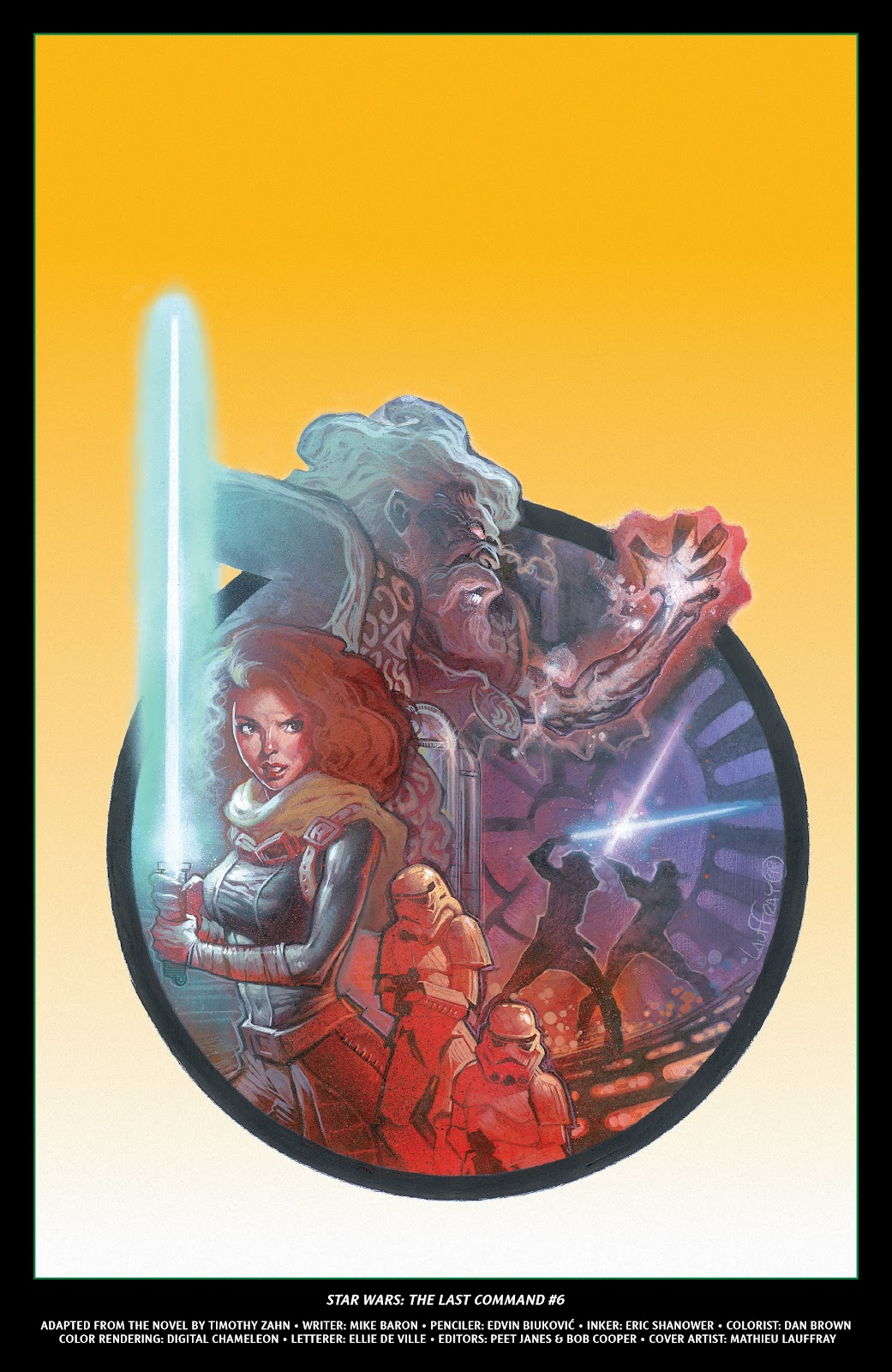 Read online Star Wars Legends: The New Republic - Epic Collection comic -  Issue # TPB 4 (Part 5) - 8