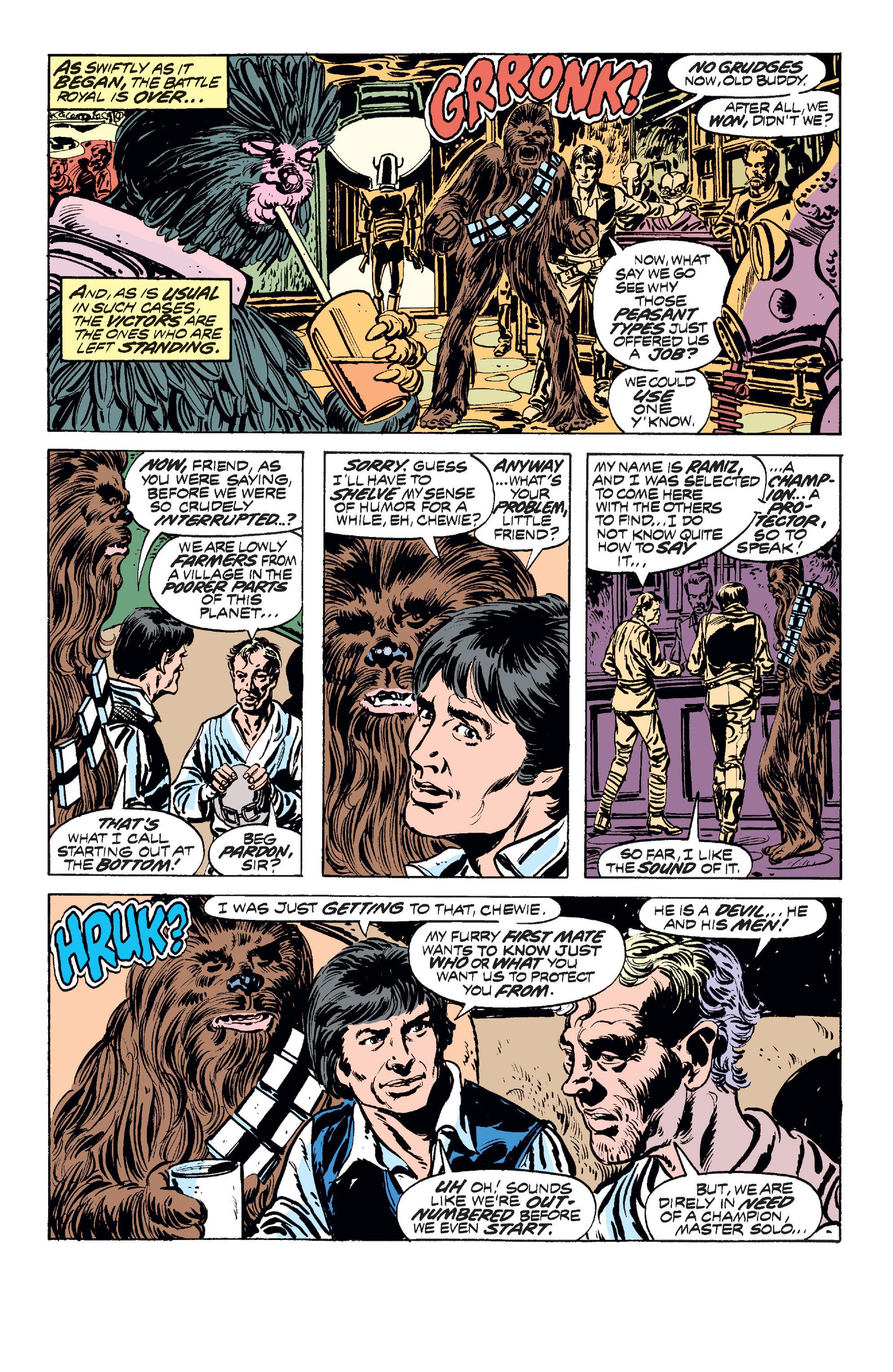 Read online Star Wars Omnibus comic -  Issue # Vol. 13 - 139