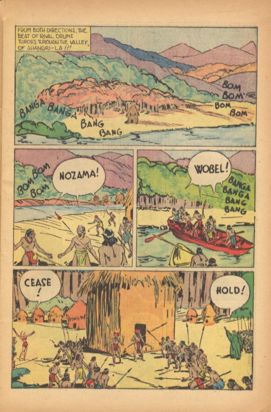 Read online Super-Magician Comics comic -  Issue #47 - 11