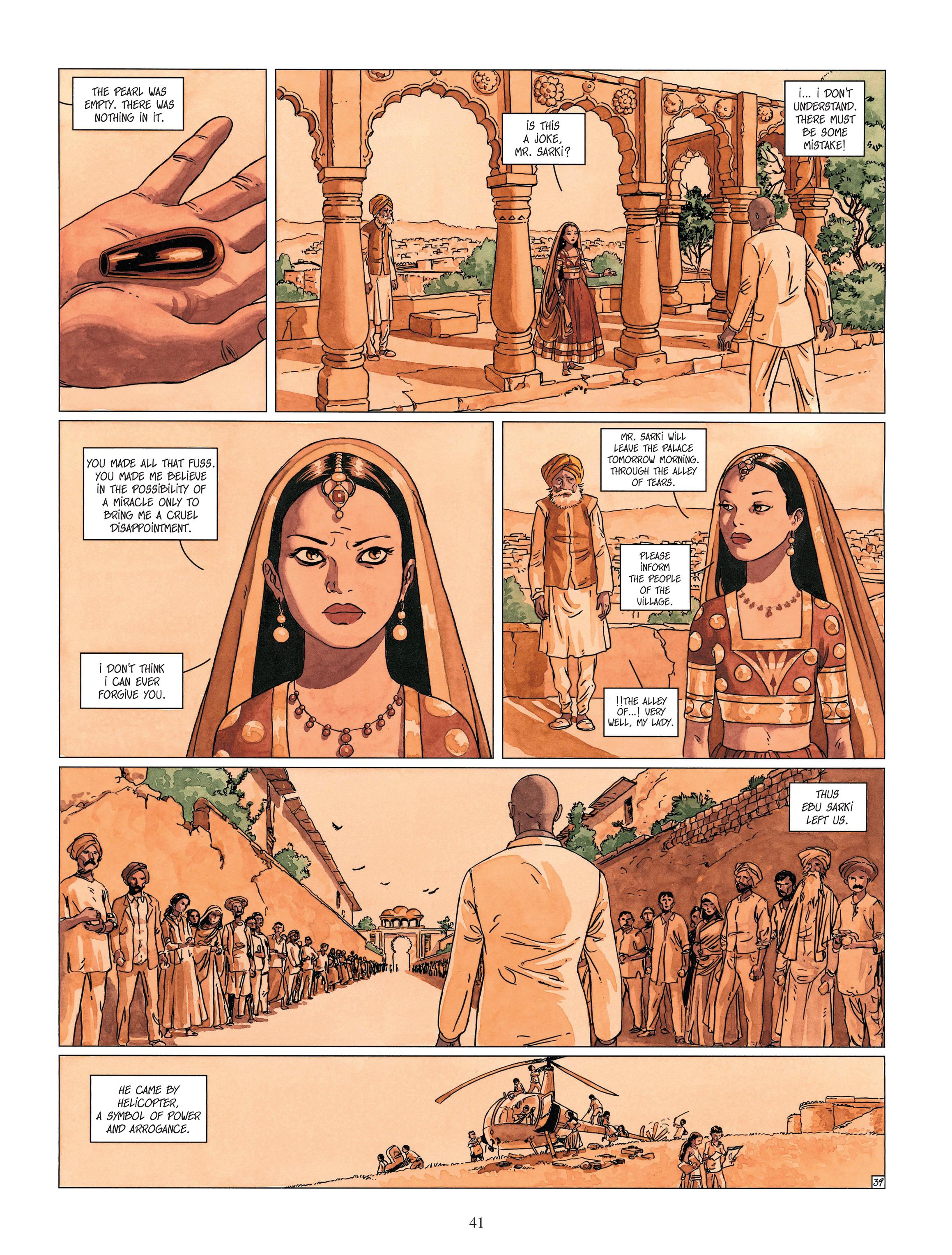 Read online Djinn comic -  Issue #13 - 42