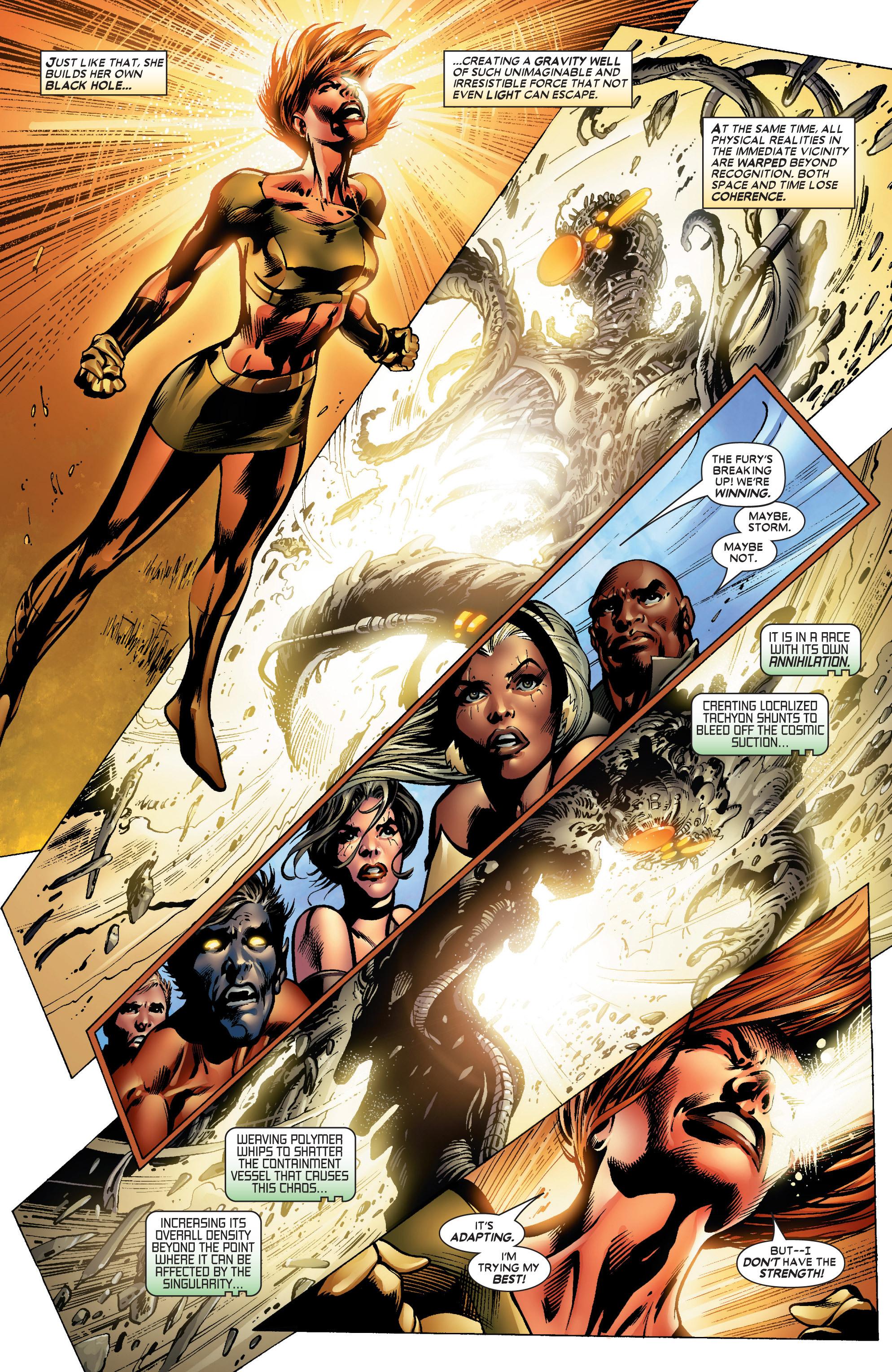 Read online Uncanny X-Men (1963) comic -  Issue #447 - 19