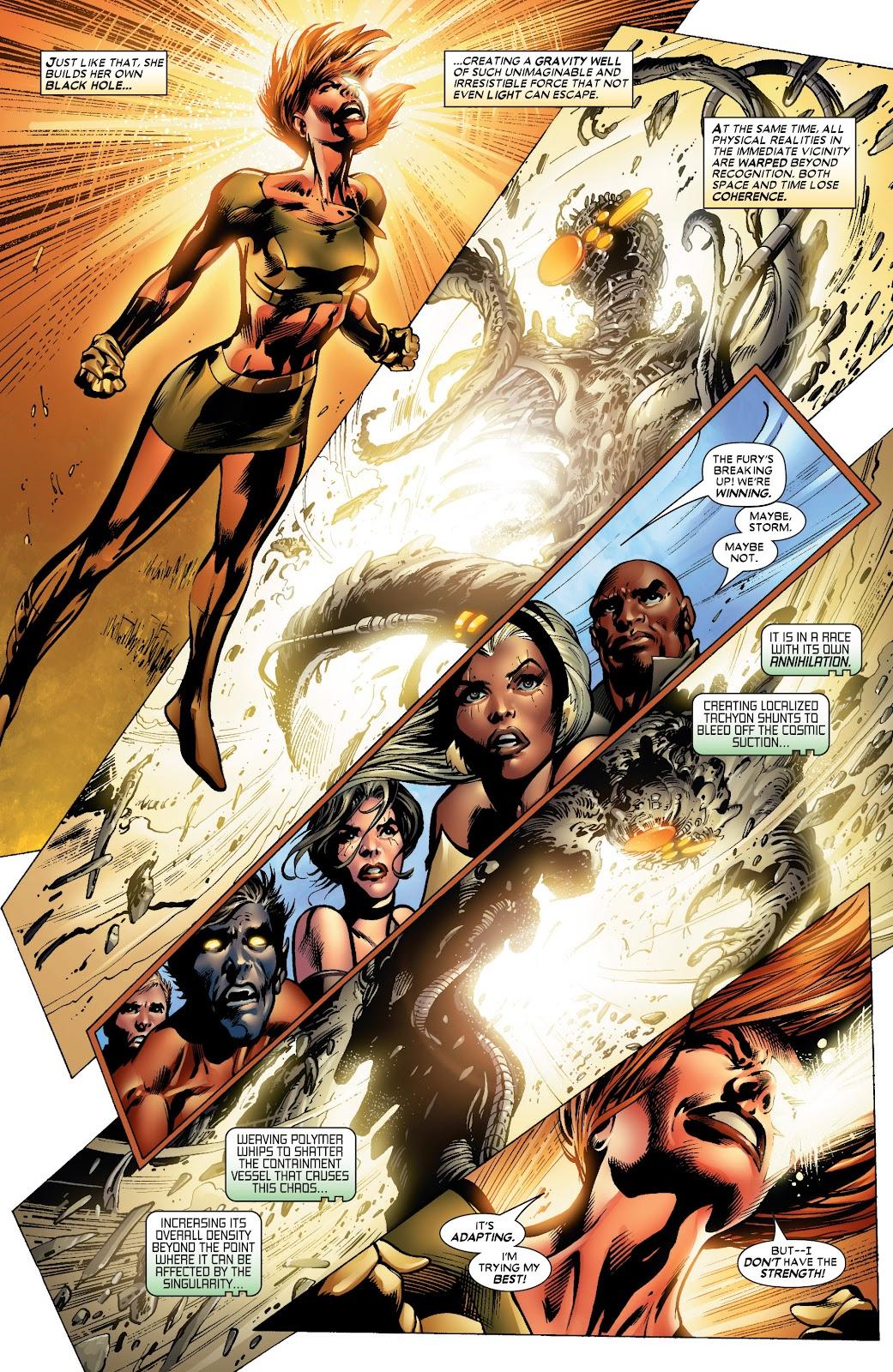 Uncanny X-Men (1963) issue 447 - Page 19