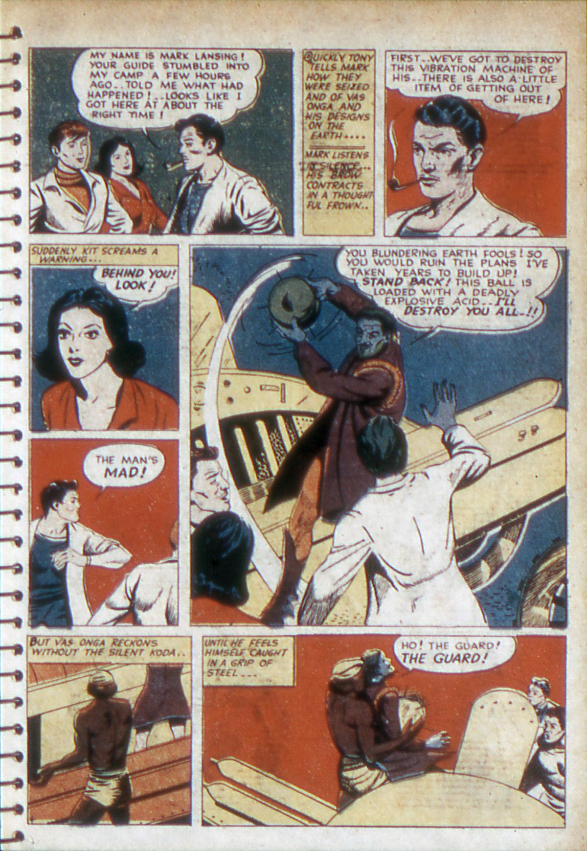 Read online Adventure Comics (1938) comic -  Issue #53 - 24
