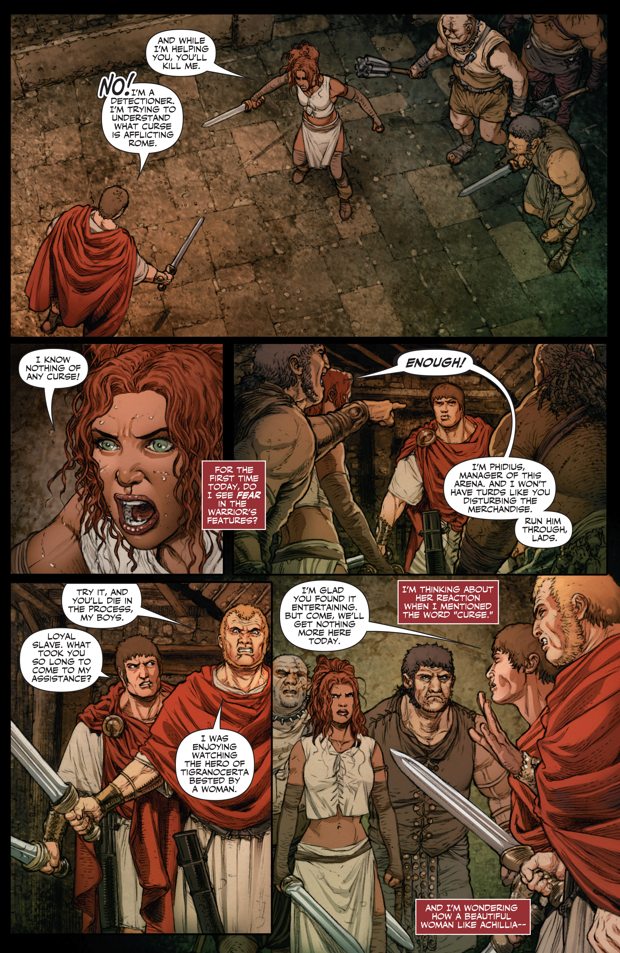 Read online Britannia: We Who Are About To Die comic -  Issue #2 - 8