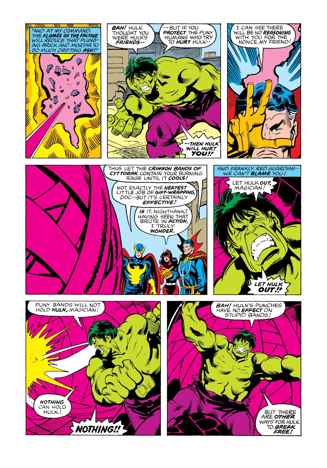 Read online Marvel Masterworks: The Incredible Hulk comic -  Issue # TPB 12 (Part 3) - 31