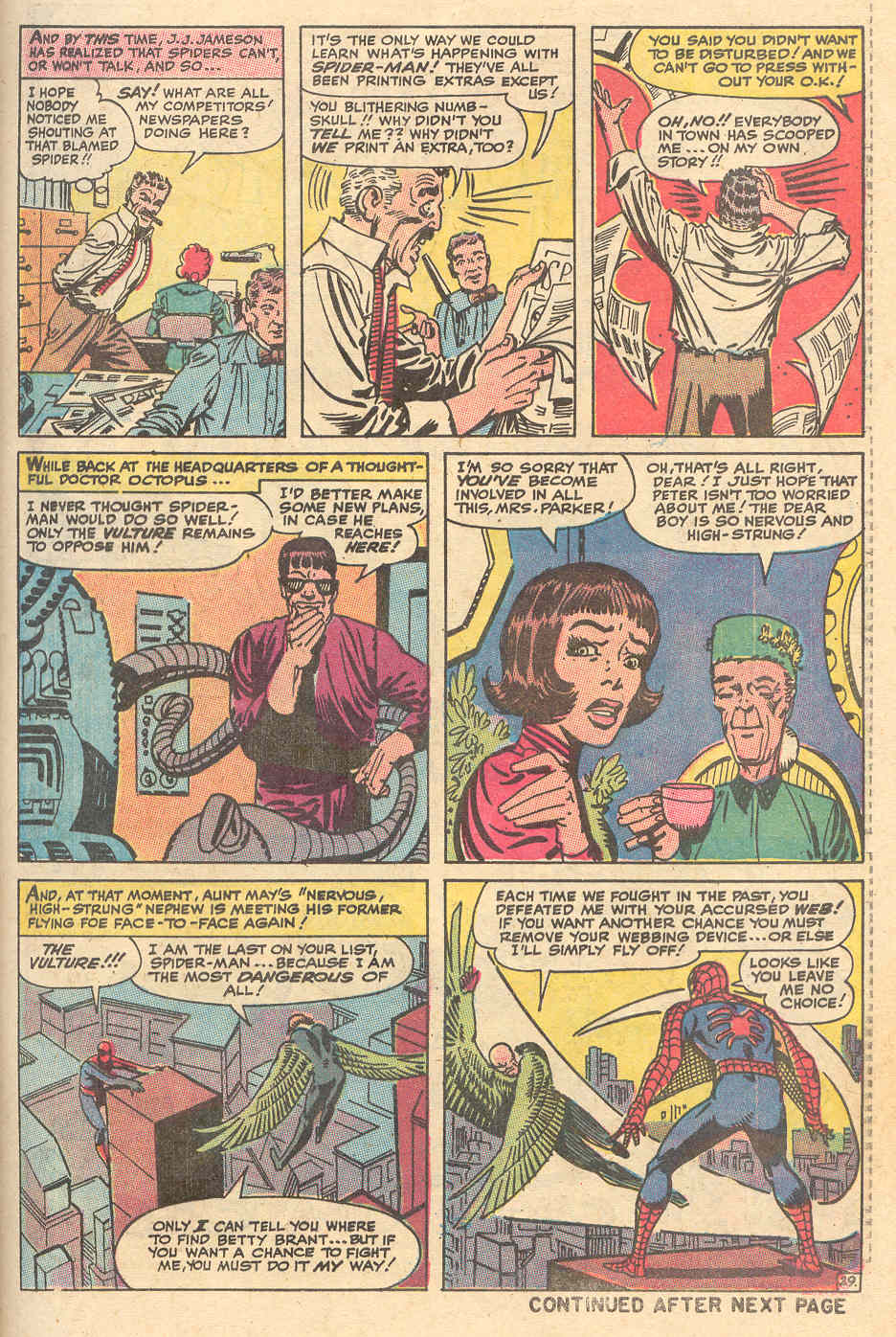The Amazing Spider-Man (1963) _Annual_6 Page 29