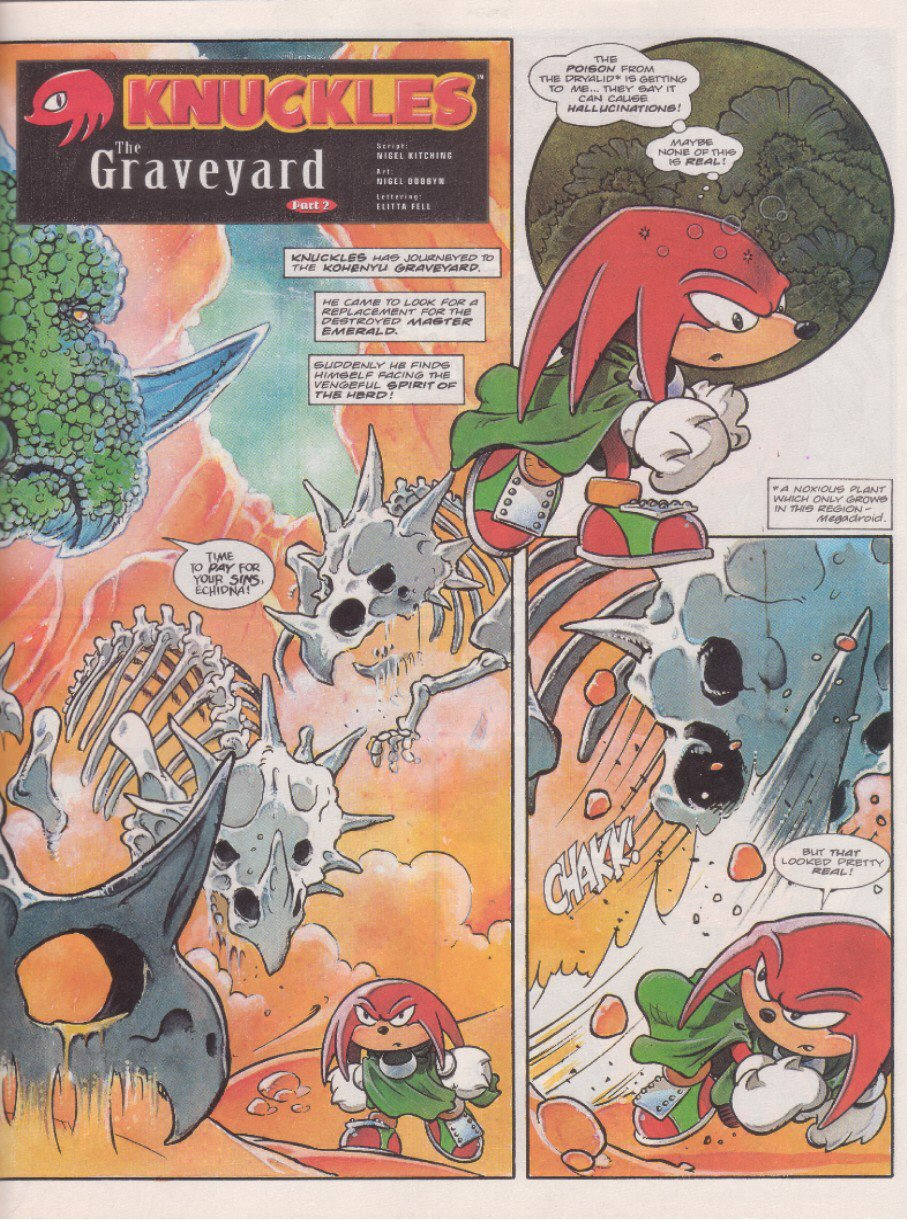 Read online Sonic the Comic comic -  Issue #70 - 17