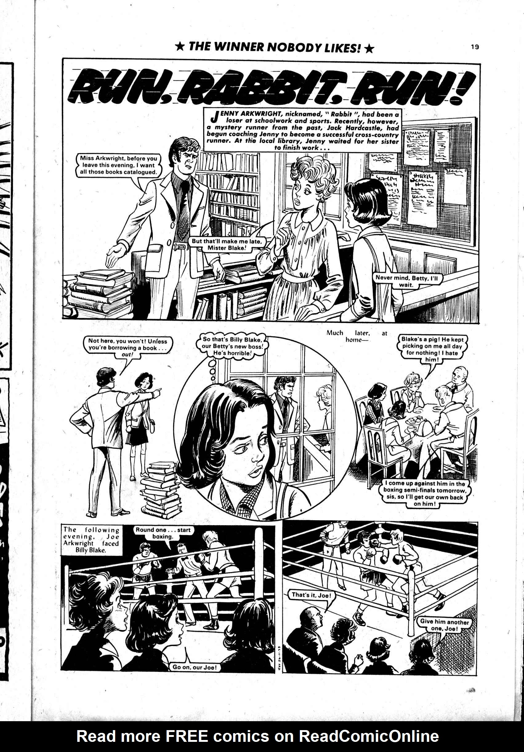 Read online Judy comic -  Issue #37 - 19