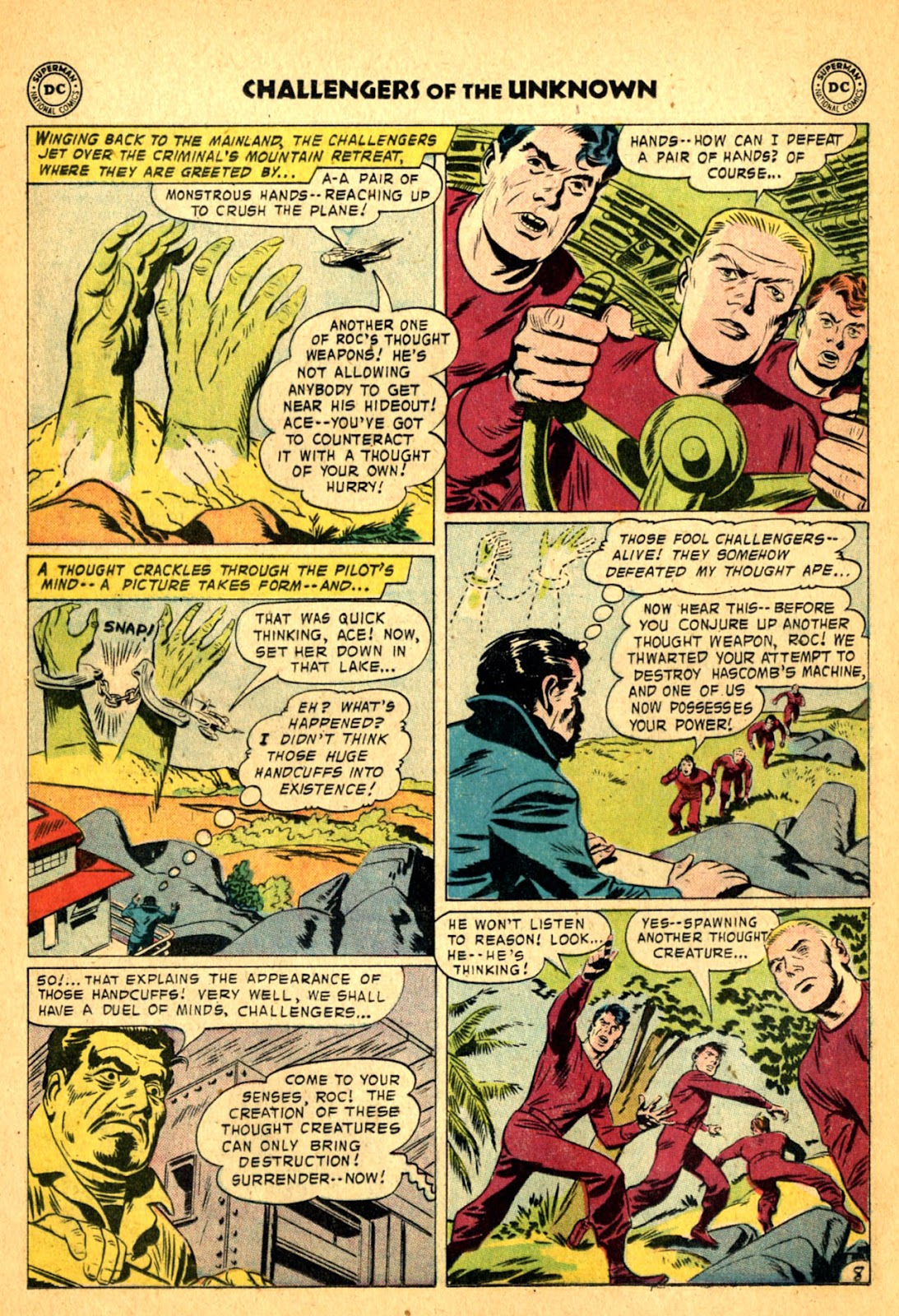Challengers of the Unknown (1958) issue 2 - Page 24