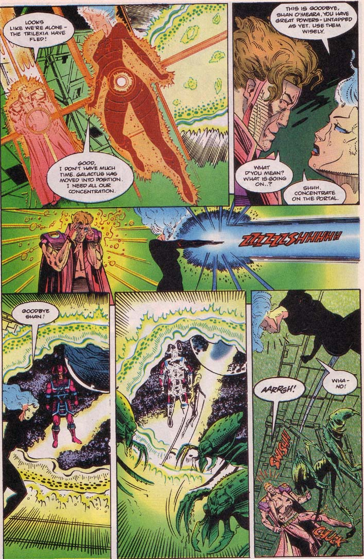 Read online Cyberspace 3000 comic -  Issue #5 - 19