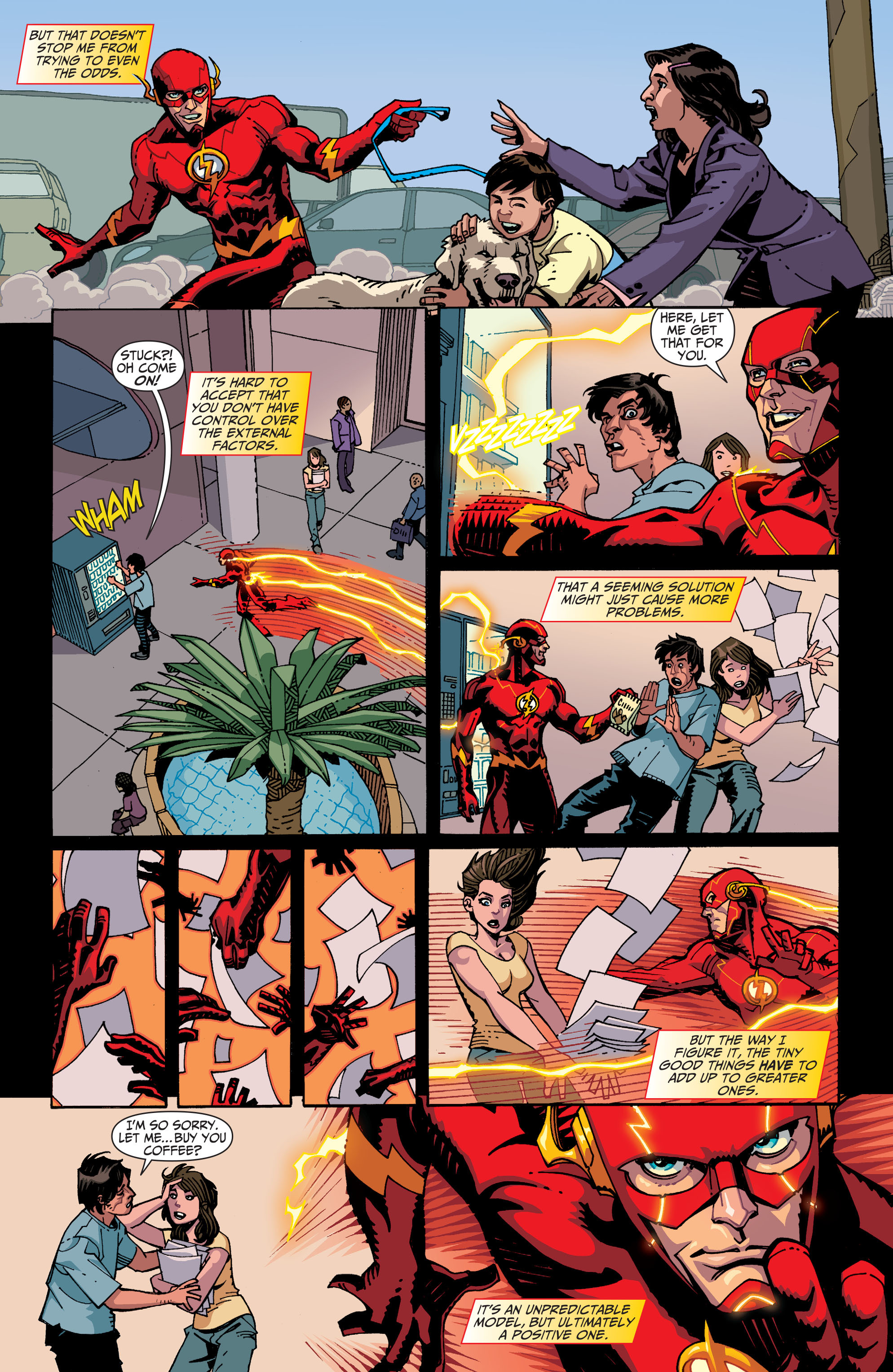 Read online The Flash (2011) comic -  Issue # _TPB 5 - 35