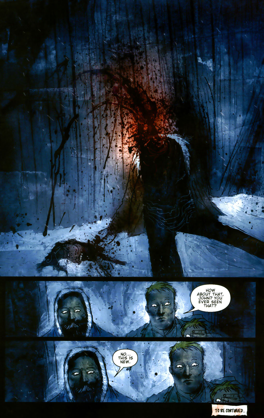 Read online 30 Days of Night: Return to Barrow comic -  Issue #3 - 21