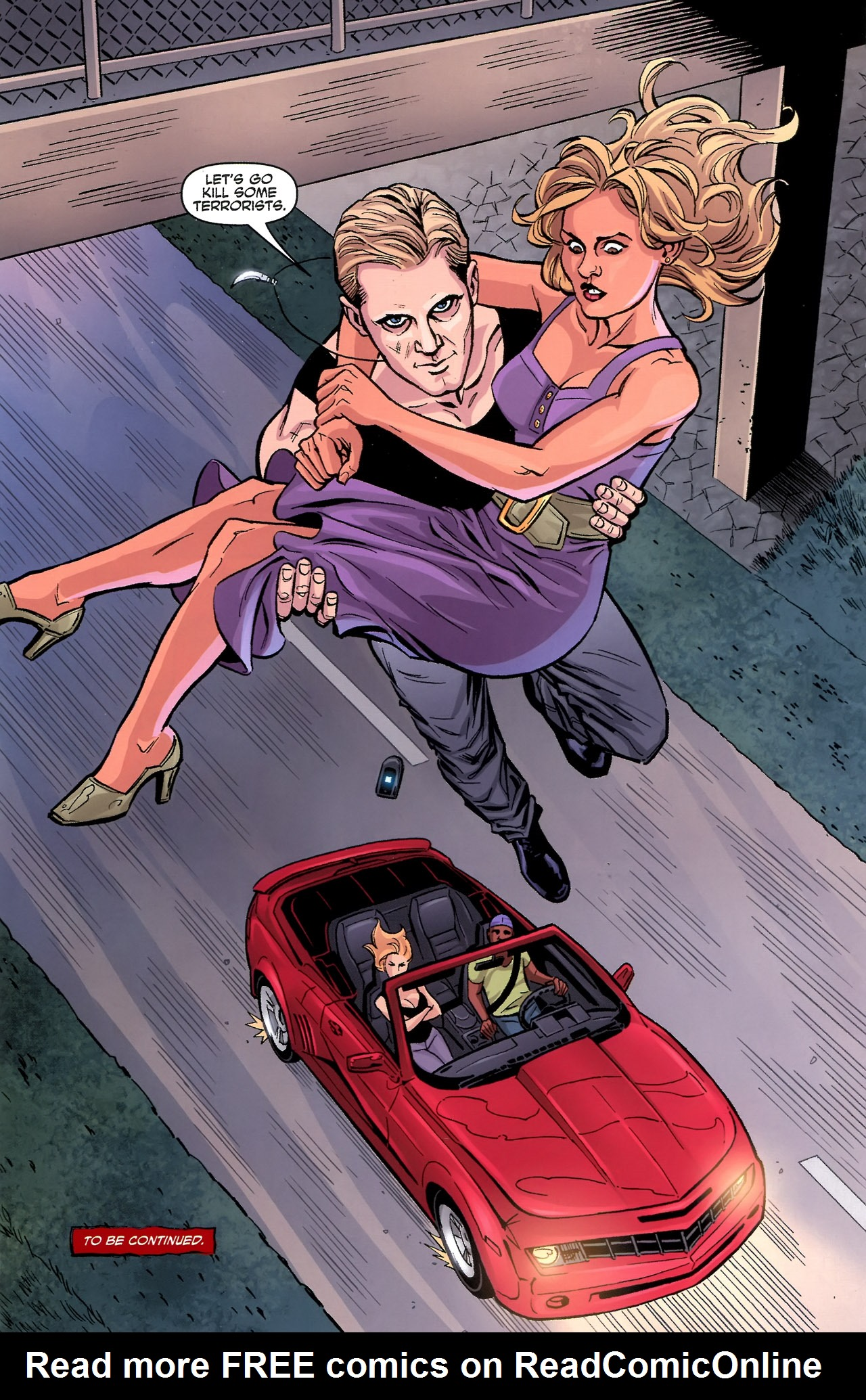 Read online True Blood: Tainted Love comic -  Issue #3 - 25