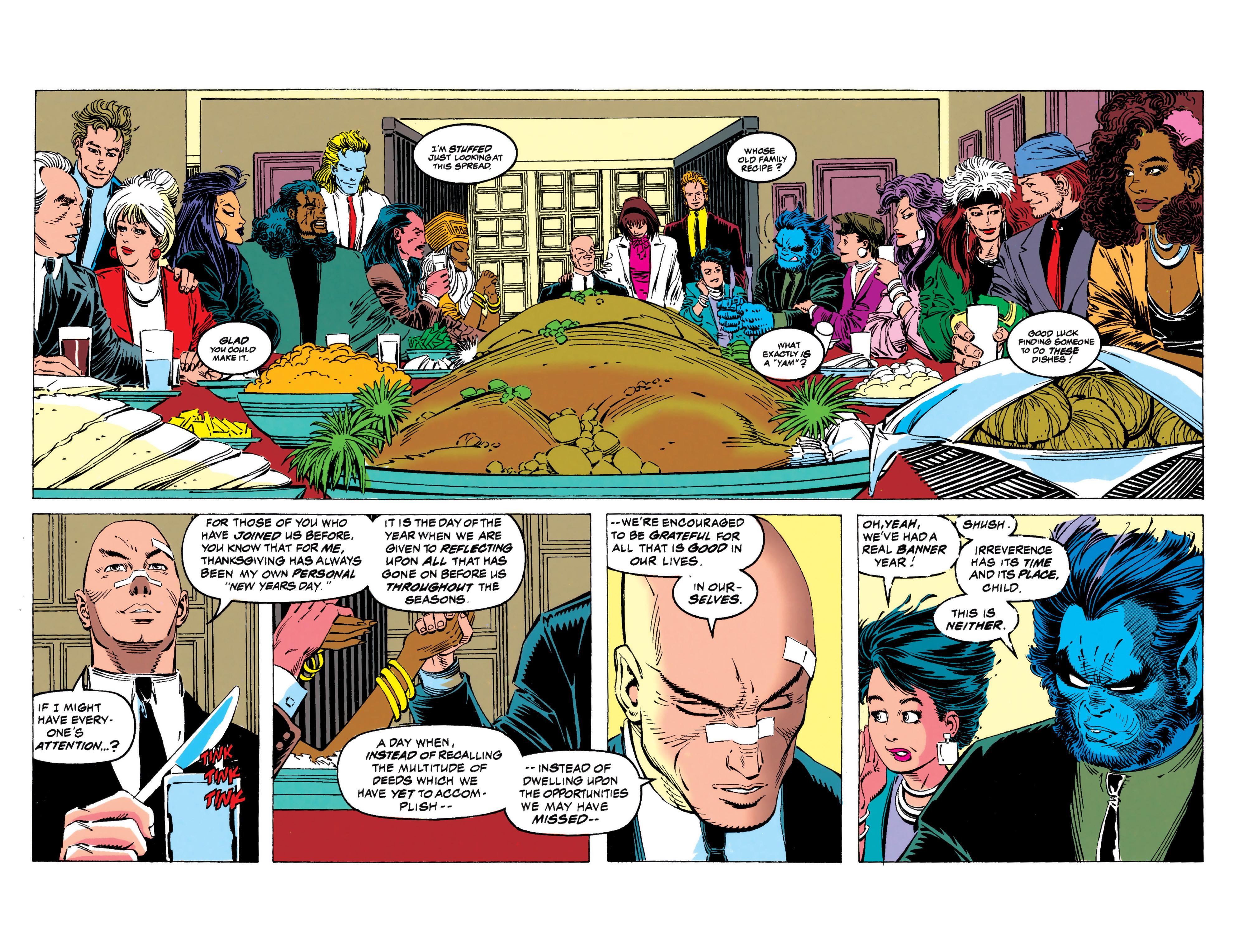 Read online Uncanny X-Men (1963) comic -  Issue #308 - 18