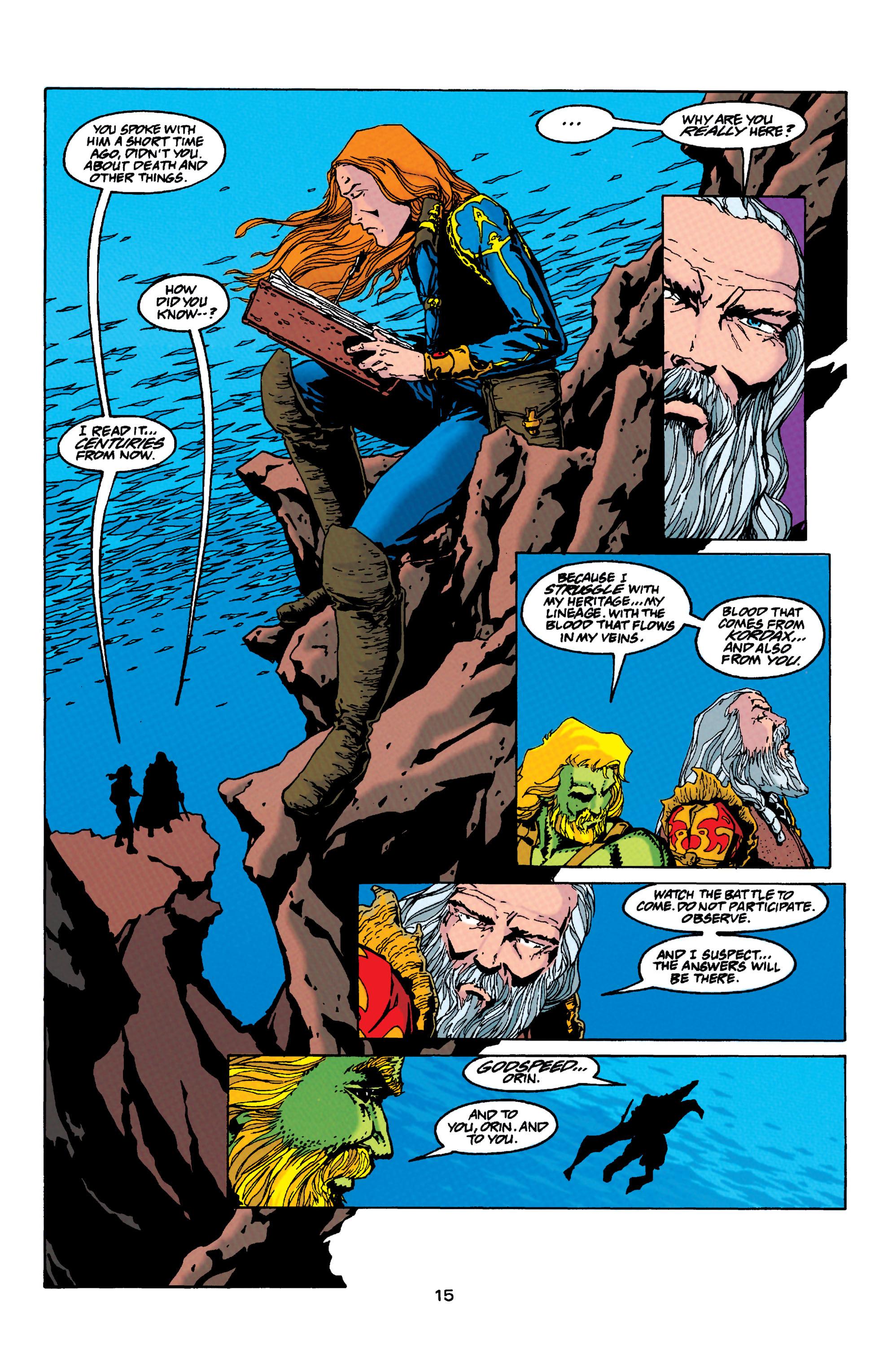 Read online Aquaman (1994) comic -  Issue #33 - 14