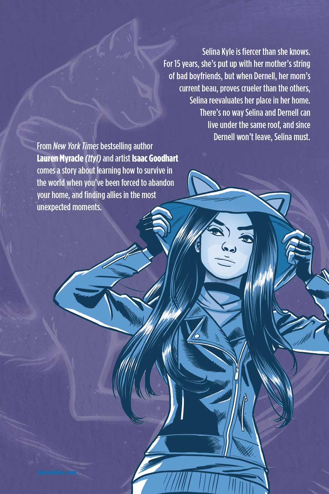 Read online Under the Moon: A Catwoman Tale comic -  Issue # TPB (Part 2) - 119