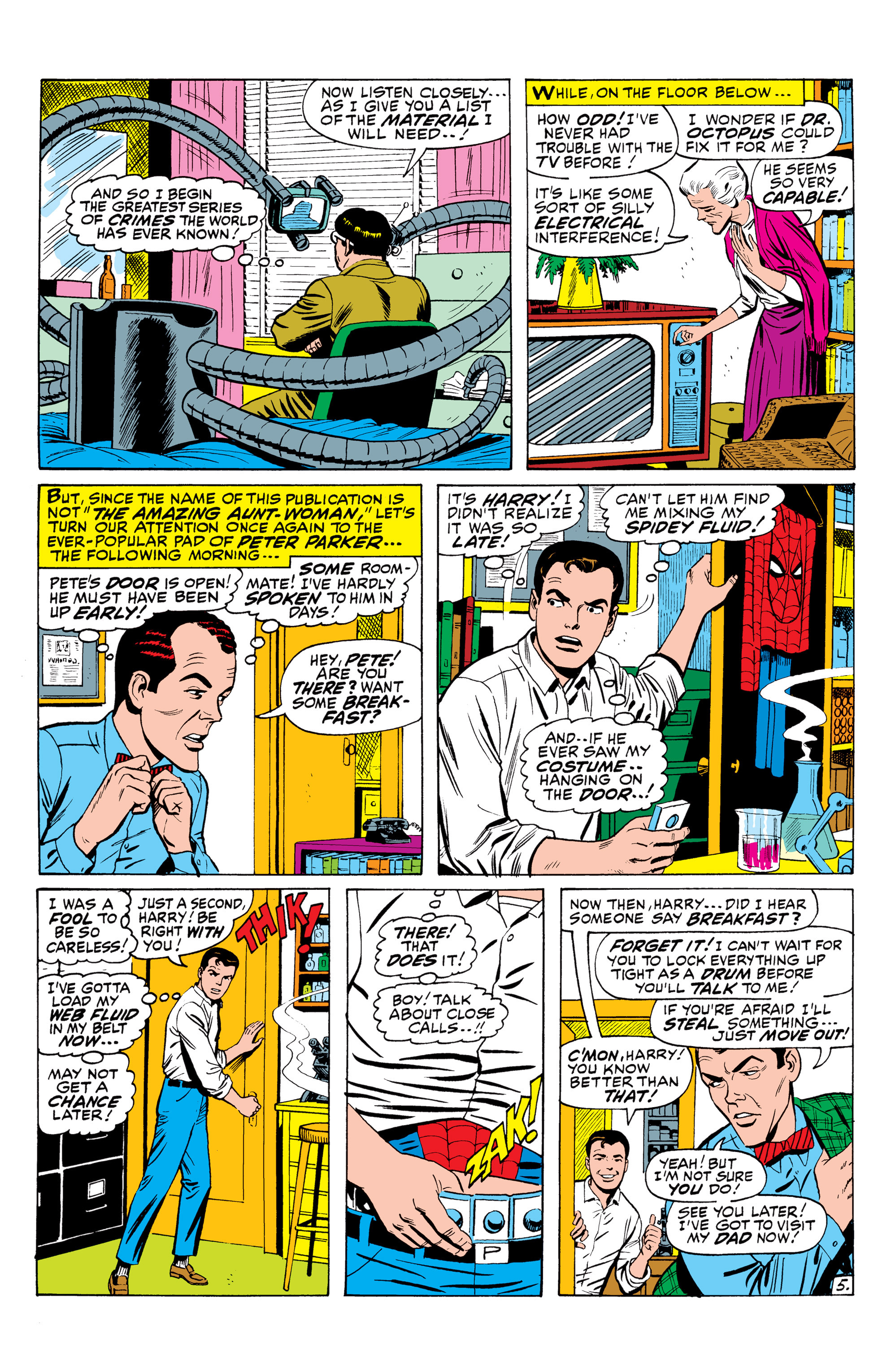 The Amazing Spider-Man (1963) 54 Page 5