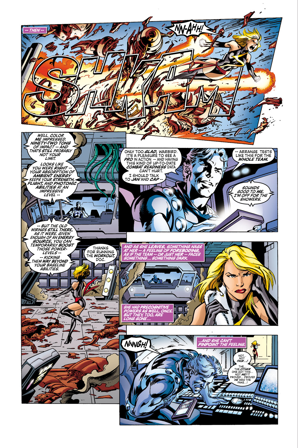 Read online Avengers (1998) comic -  Issue #41 - 5