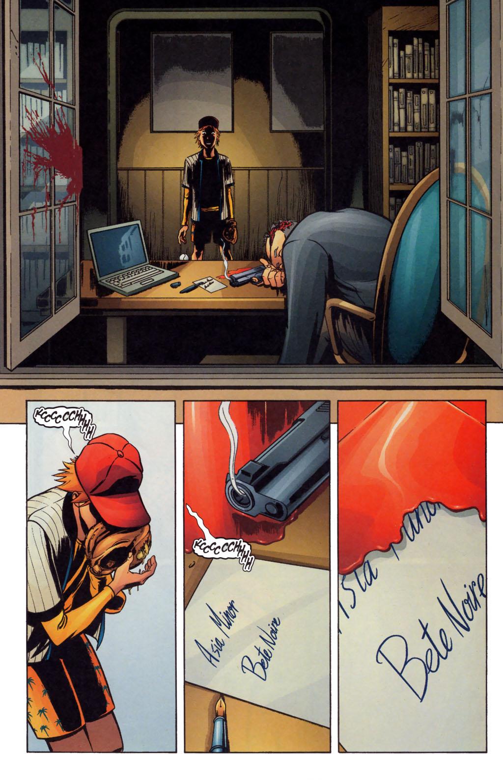 Read online Fallen Angel (2003) comic -  Issue #13 - 5
