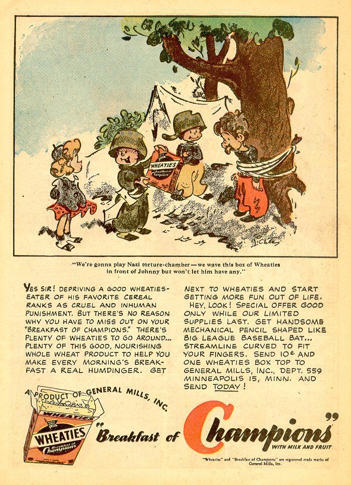 Read online Adventure Comics (1938) comic -  Issue #91 - 29