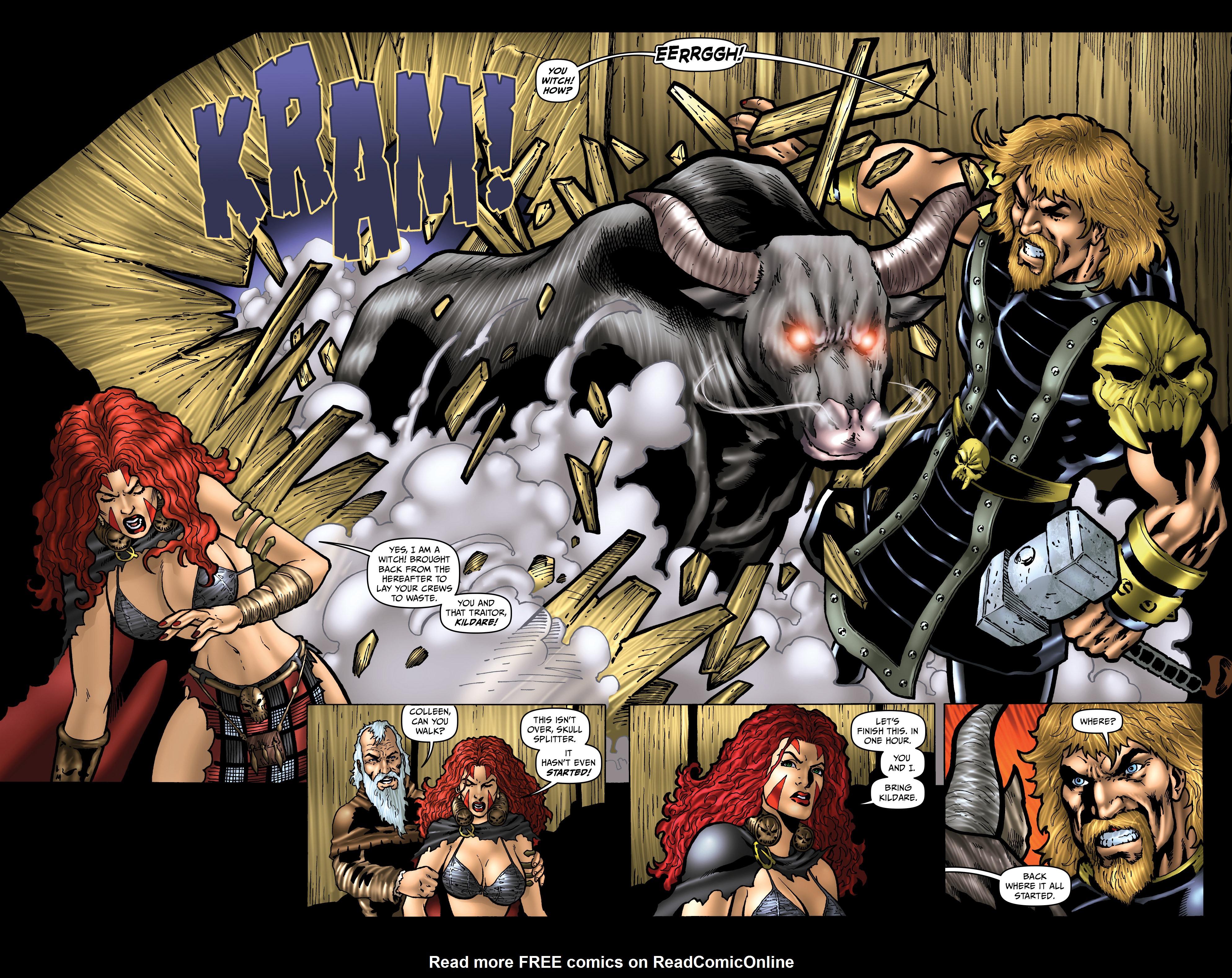 Read online Belladonna: Origins comic -  Issue #4 - 22