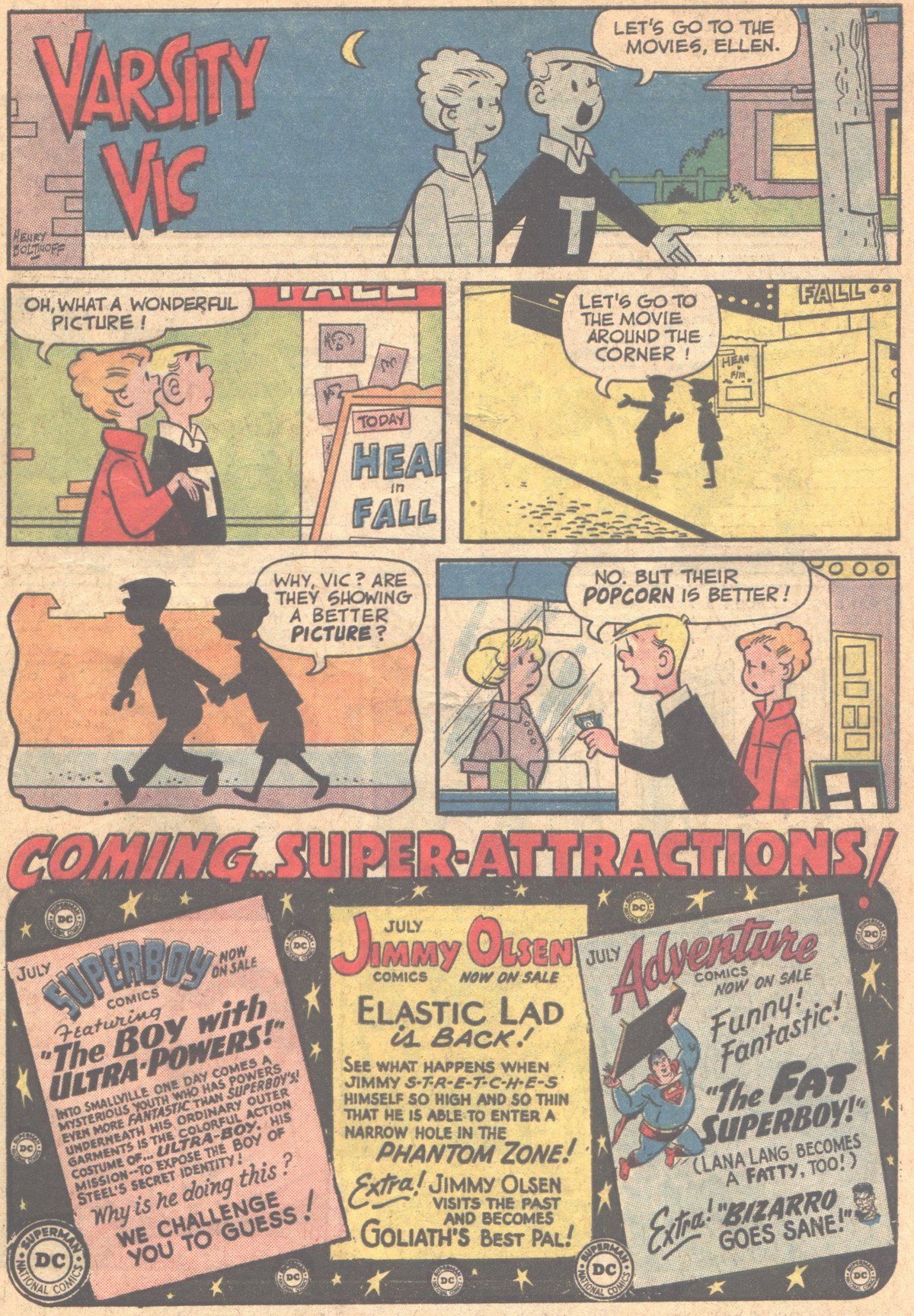 Read online Action Comics (1938) comic -  Issue #290 - 33