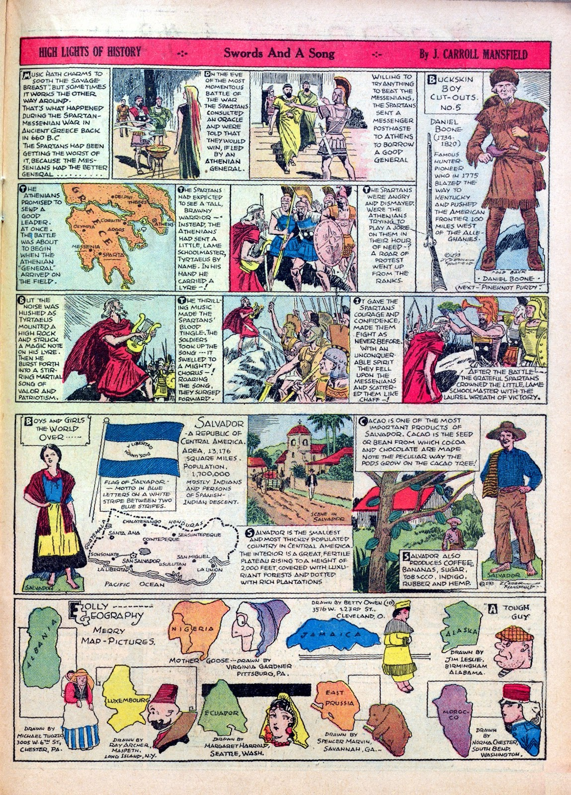 Read online Famous Funnies comic -  Issue #30 - 43