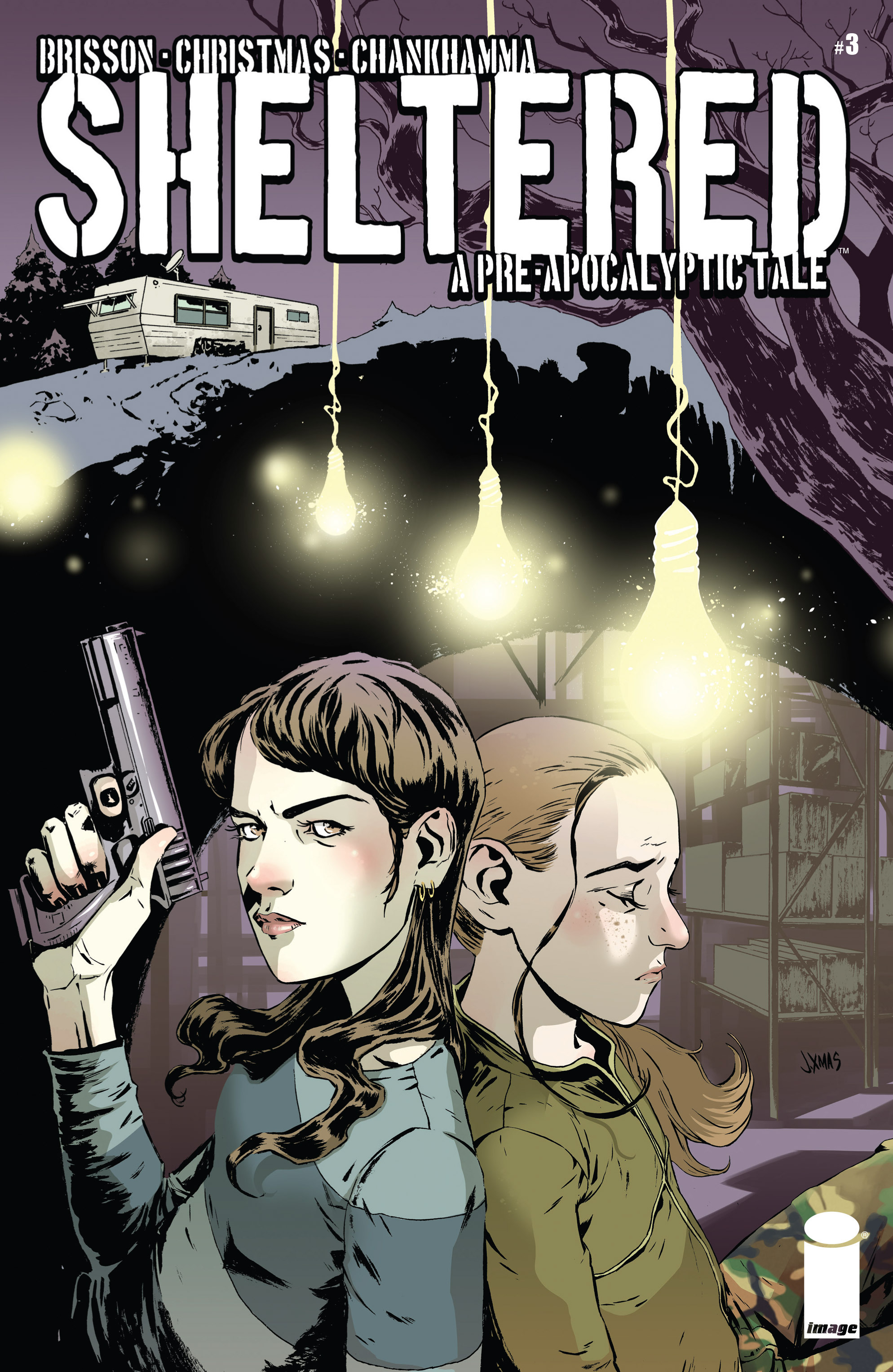 Read online Sheltered comic -  Issue #3 - 1