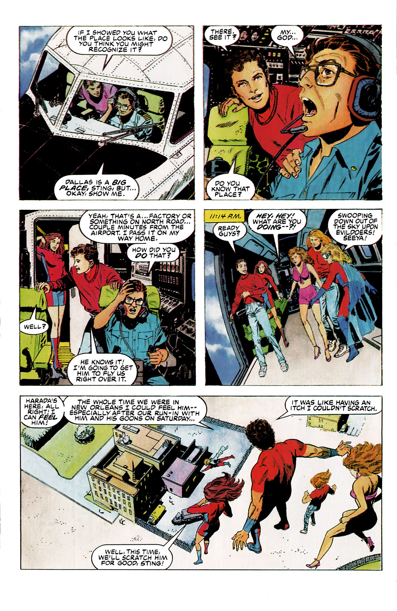 Read online Harbinger (1992) comic -  Issue #5 - 11