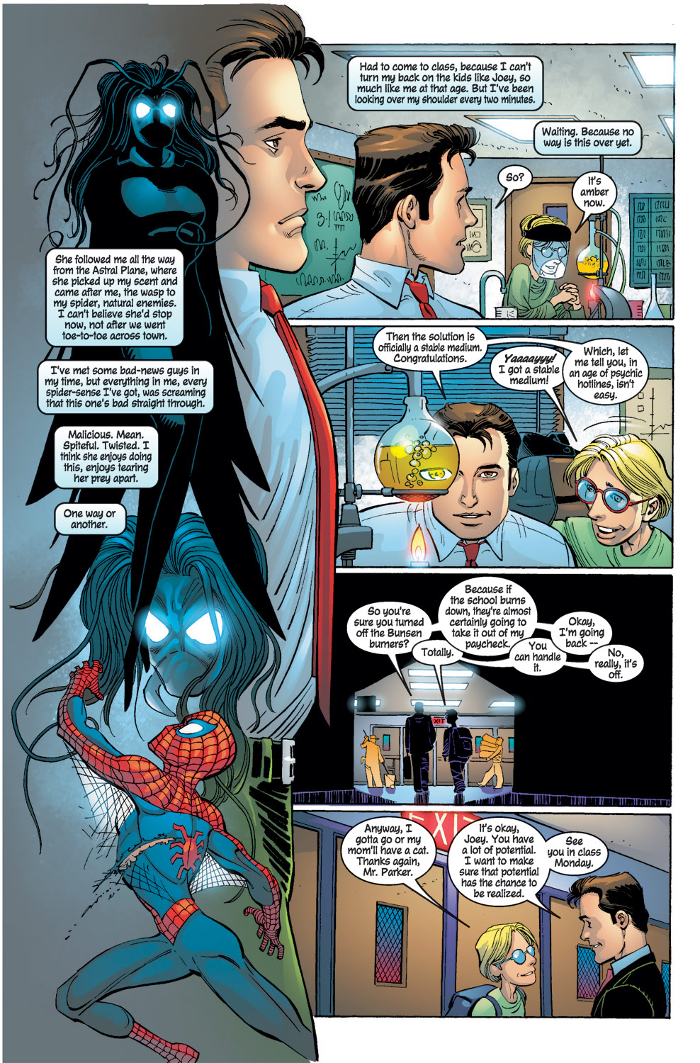 The Amazing Spider-Man (1999) 47 Page 2