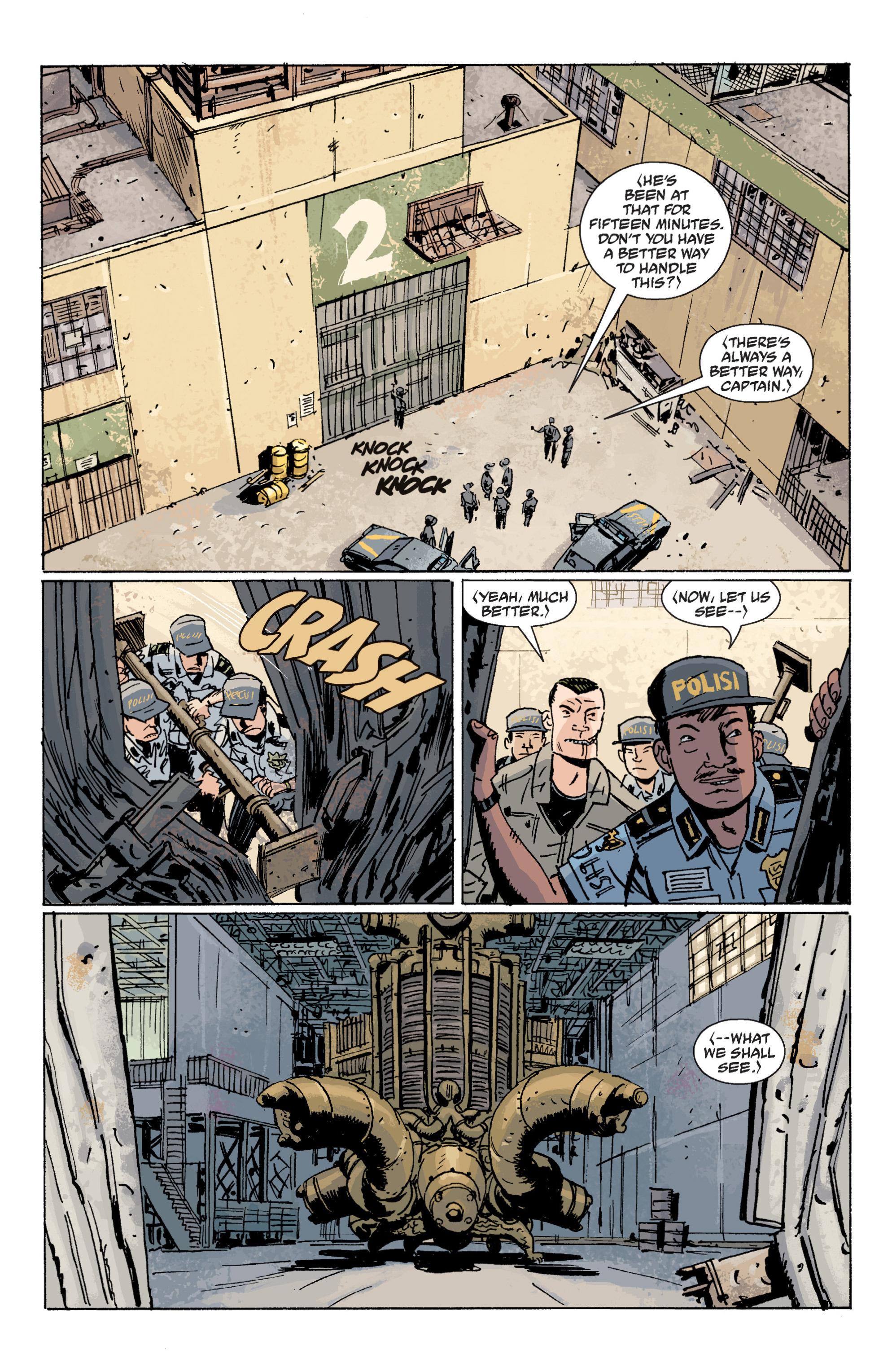 Read online B.P.R.D. (2003) comic -  Issue # TPB 7 - 65