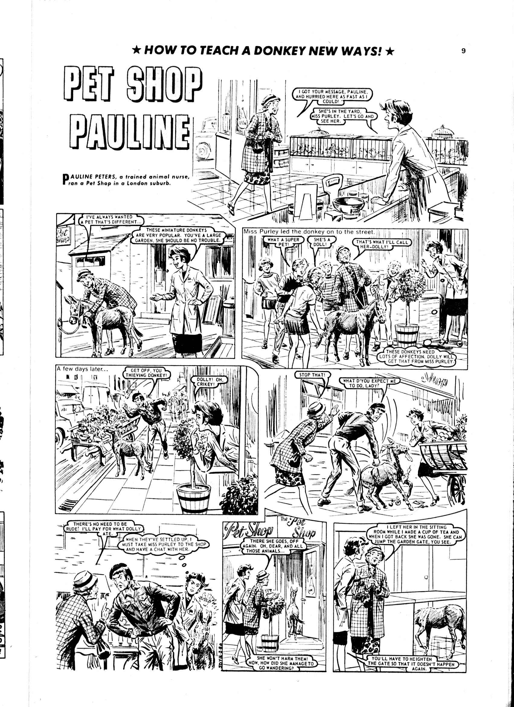 Read online Judy comic -  Issue #1049 - 9