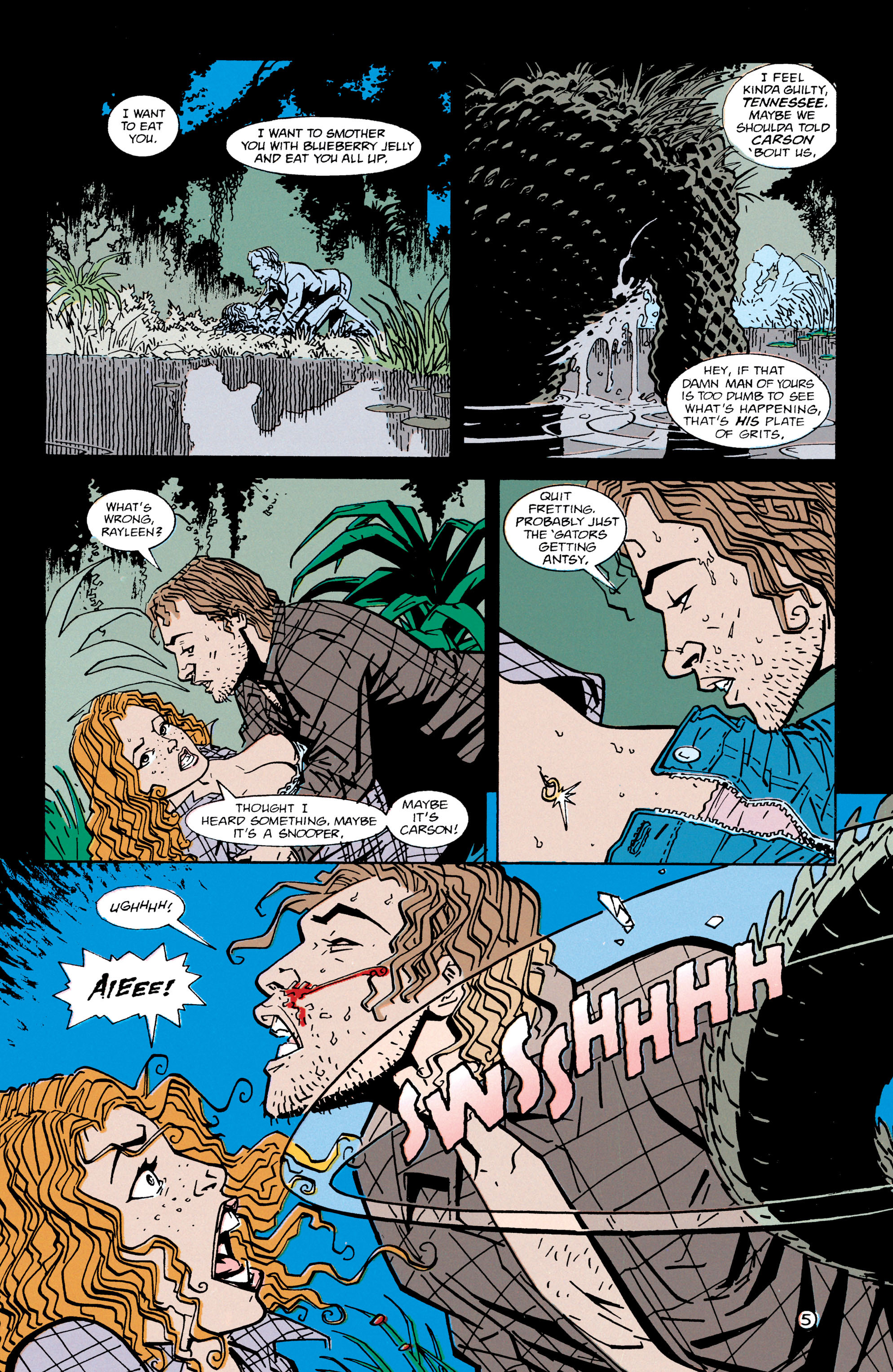 Read online Shade, the Changing Man comic -  Issue #66 - 6