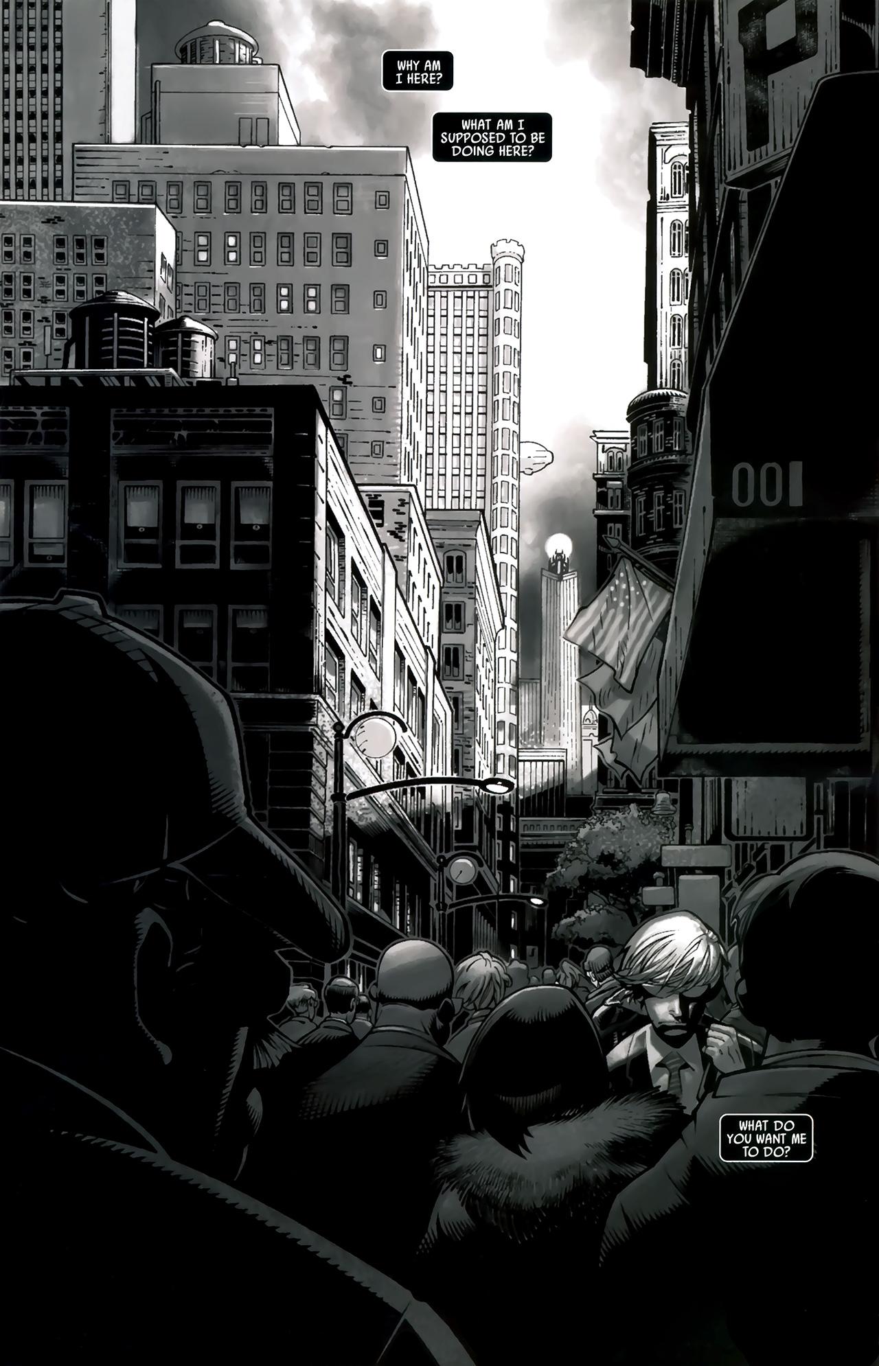 Read online Dark Avengers (2009) comic -  Issue # _Annual 1 - 4