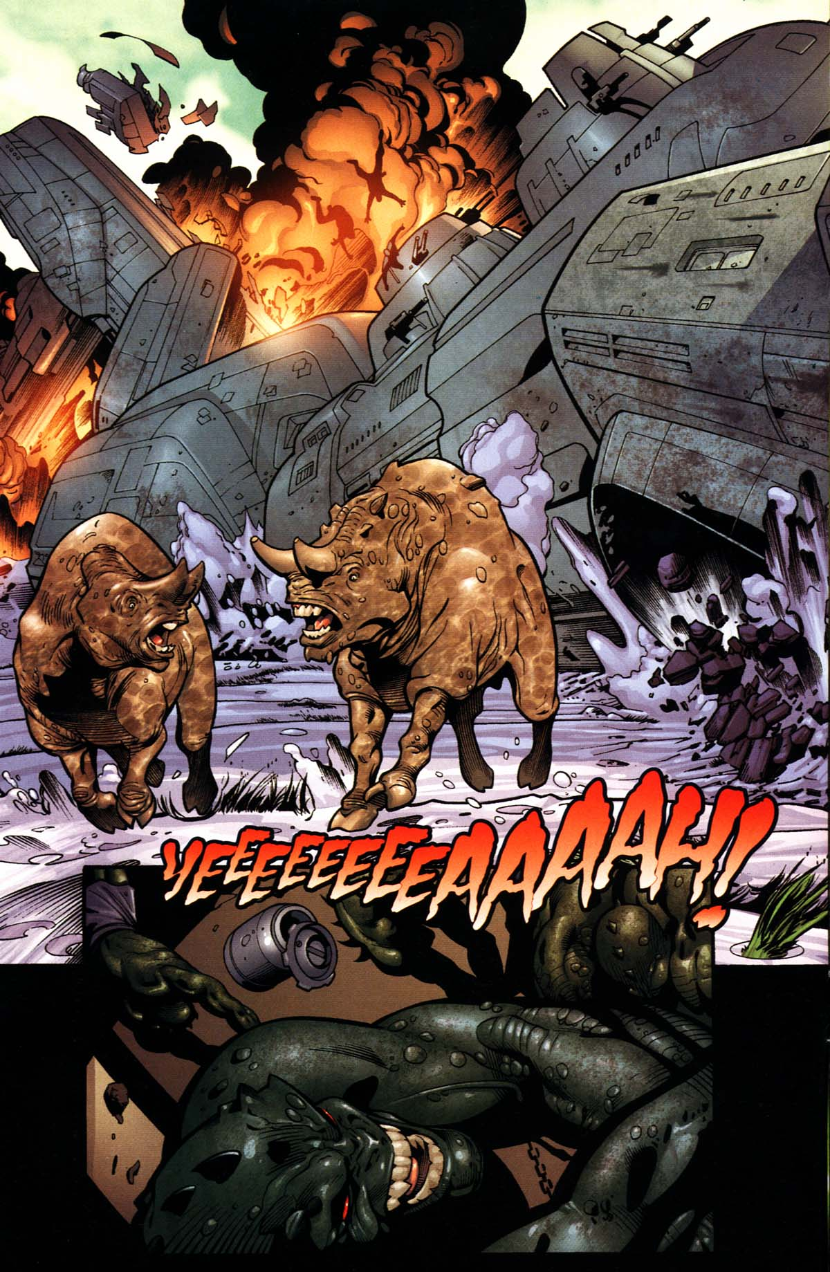 Read online Sigil (2000) comic -  Issue #24 - 13