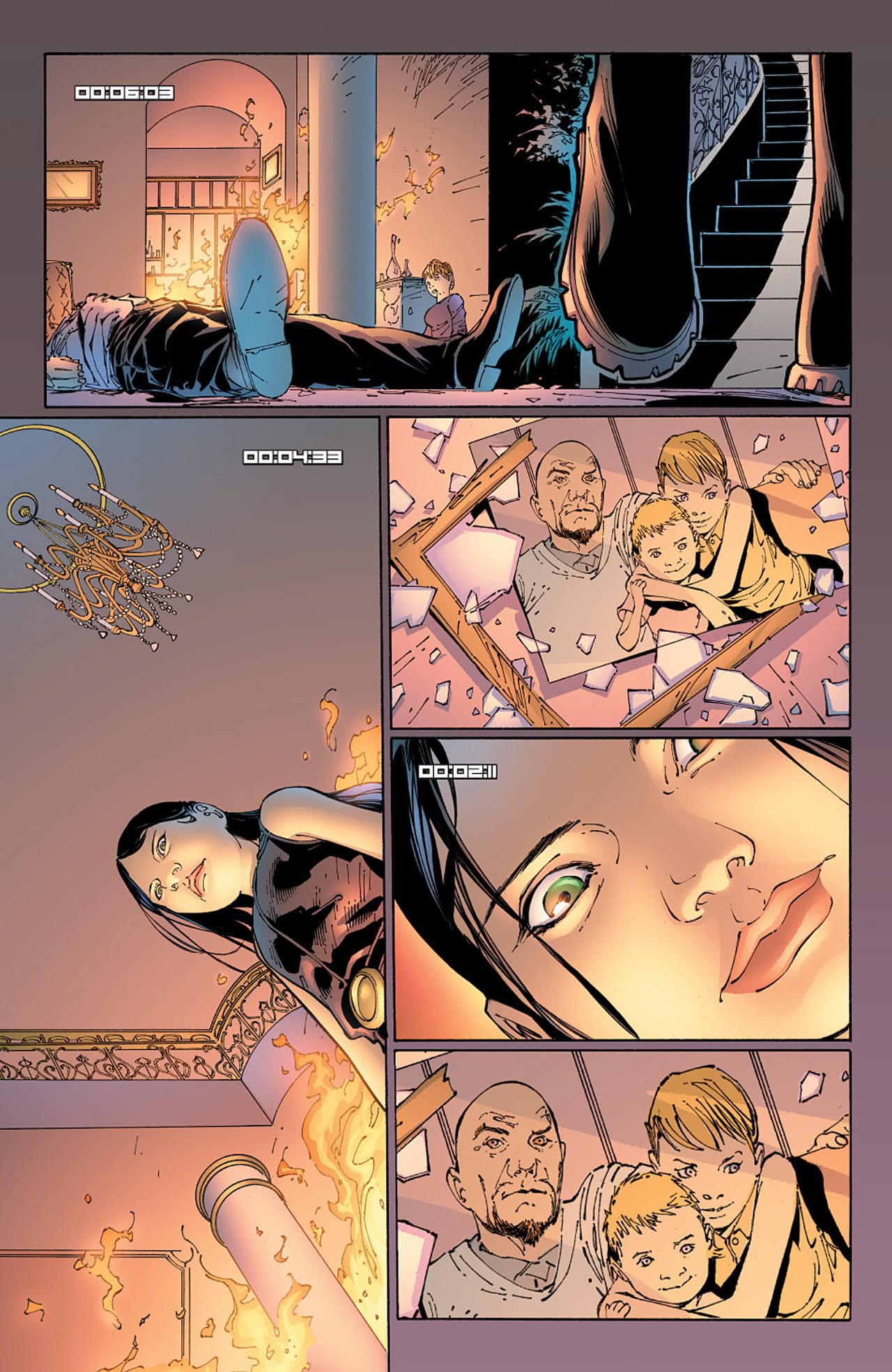 Read online X-23 (2005) comic -  Issue #5 - 7