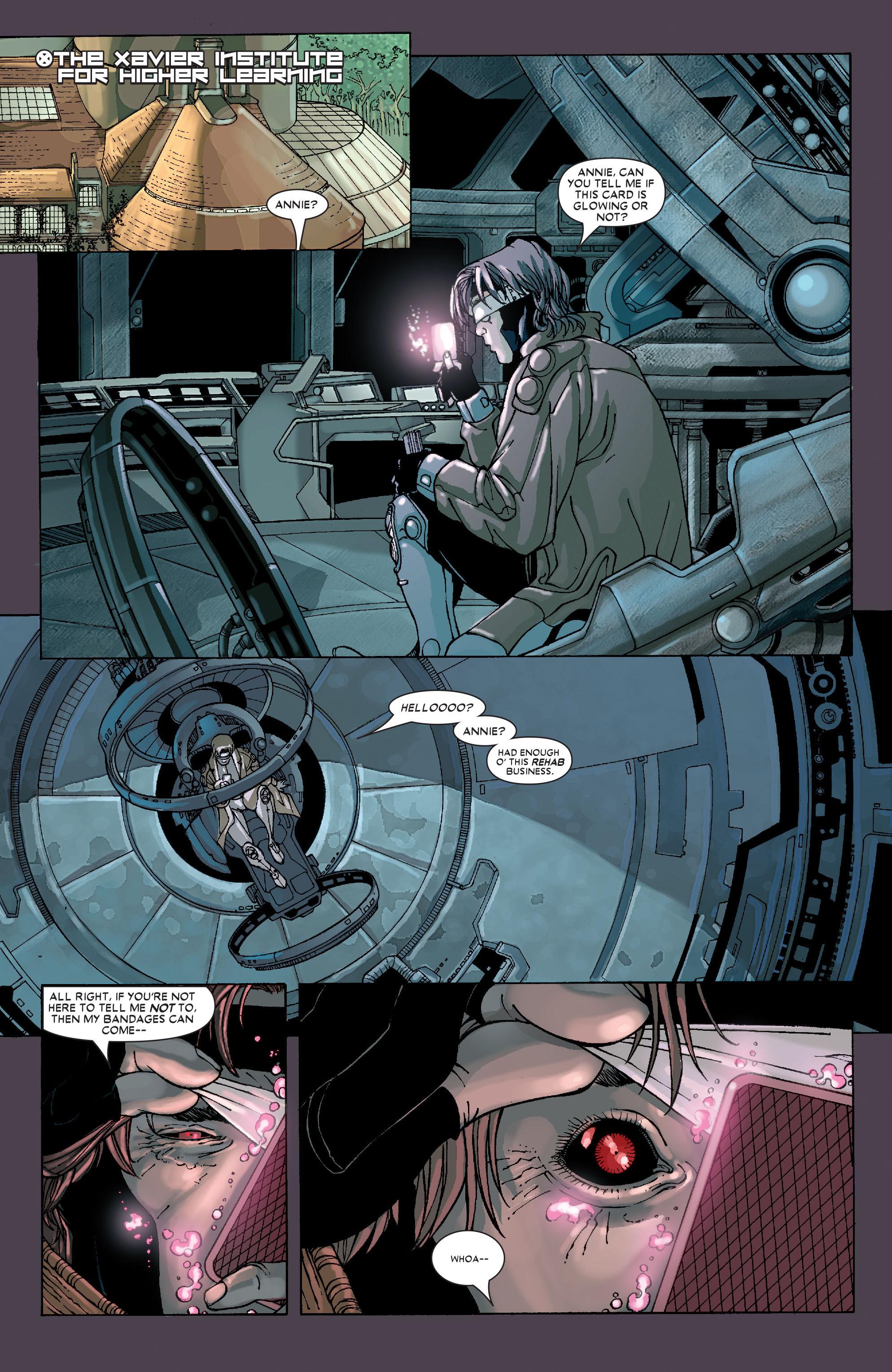 X-Men (1991) 163 Page 3
