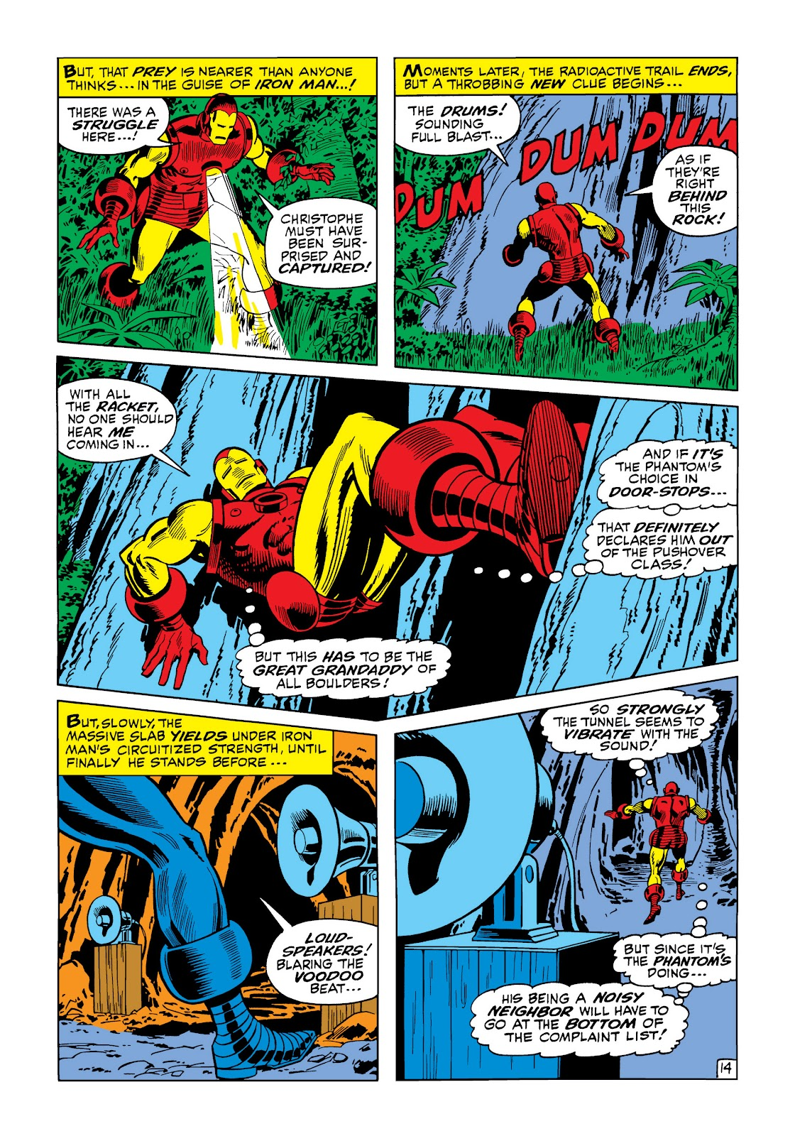 Read online Marvel Masterworks: The Invincible Iron Man comic -  Issue # TPB 6 (Part 1) - 20