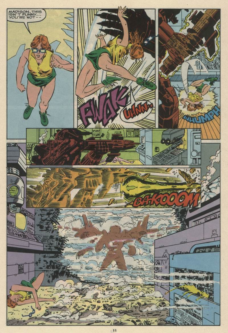 Read online Alpha Flight (1983) comic -  Issue #63 - 13